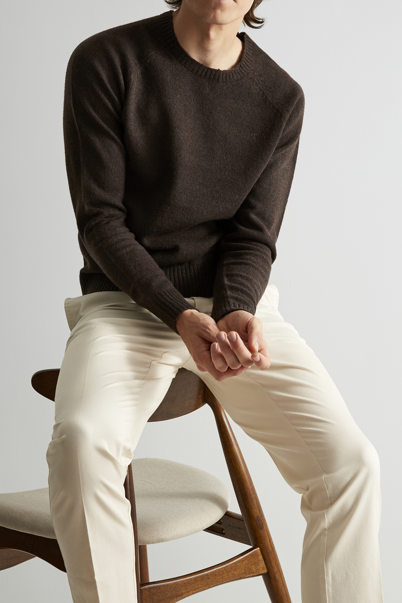 Sweater Chocolate Classic Man