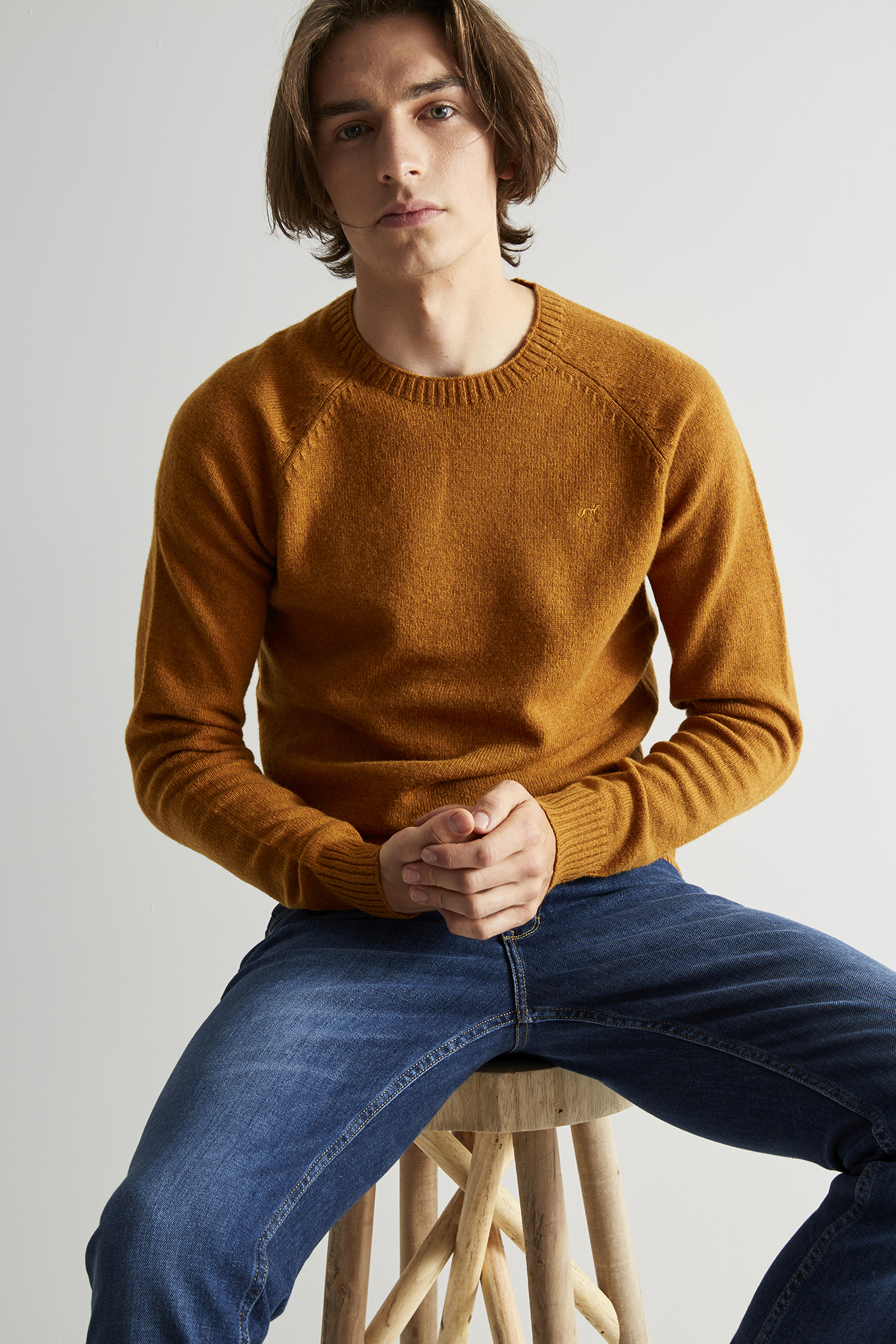 Sweater Camel Classic Man