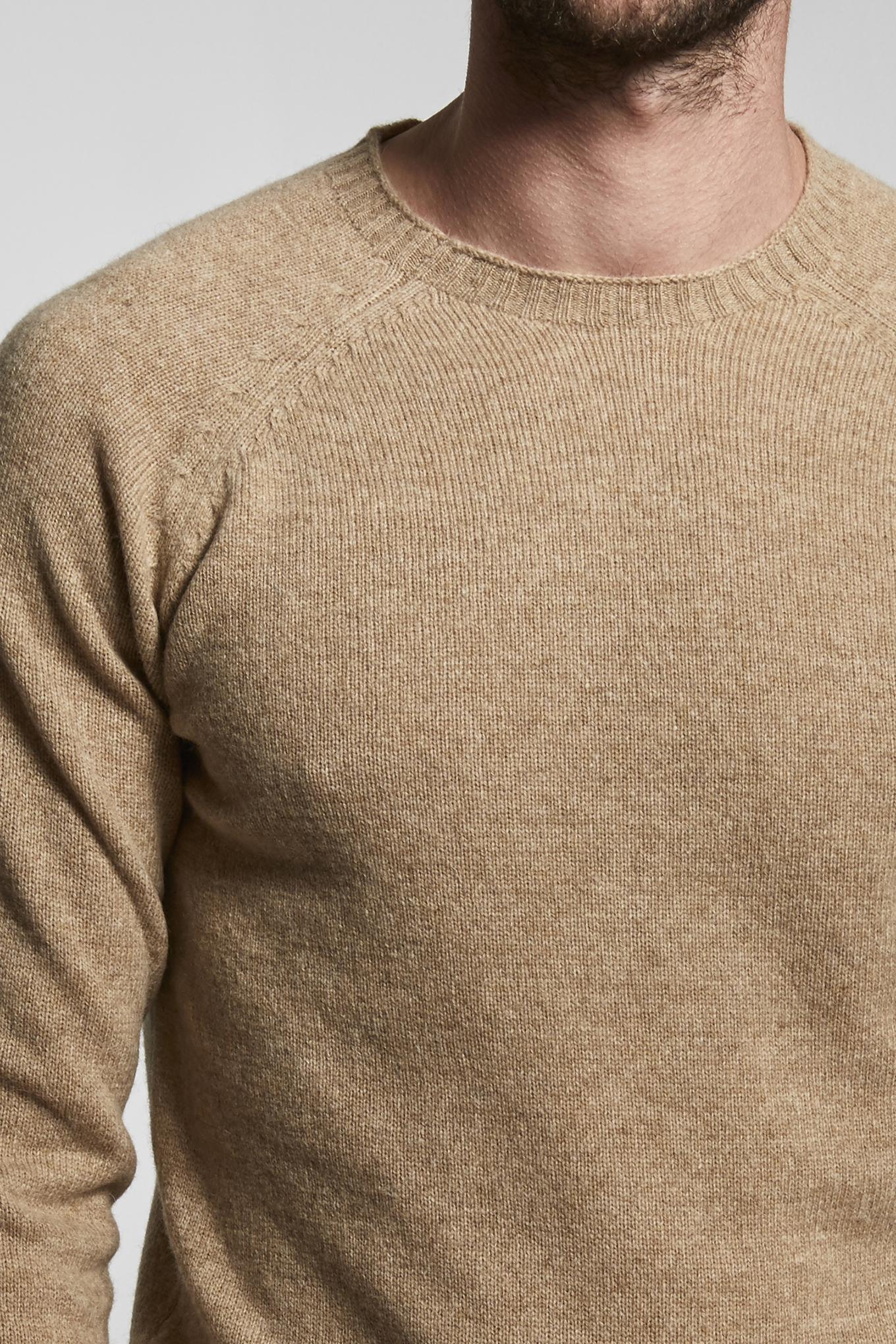 Sweater Camel Sport Man
