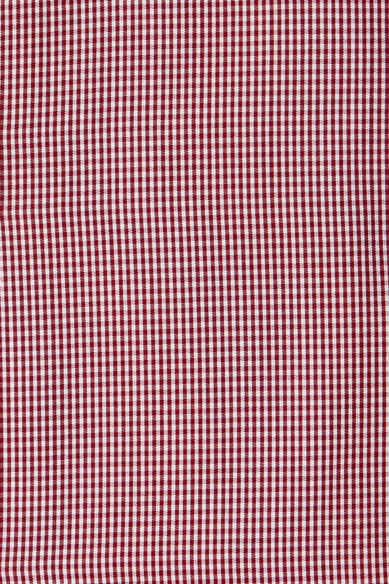 Shirt Dark Red Classic Man
