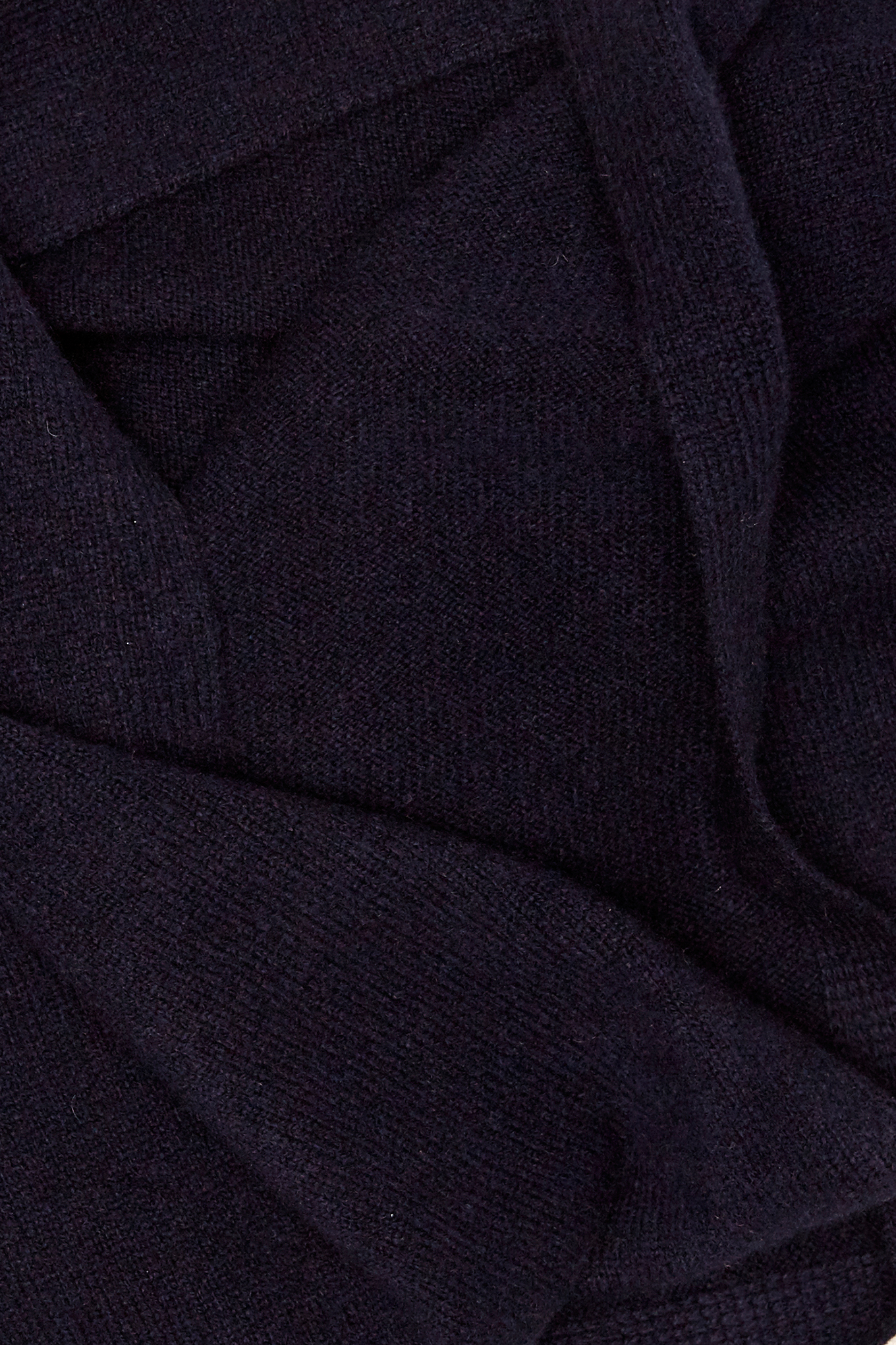 Scarf Dark Blue Sport Man