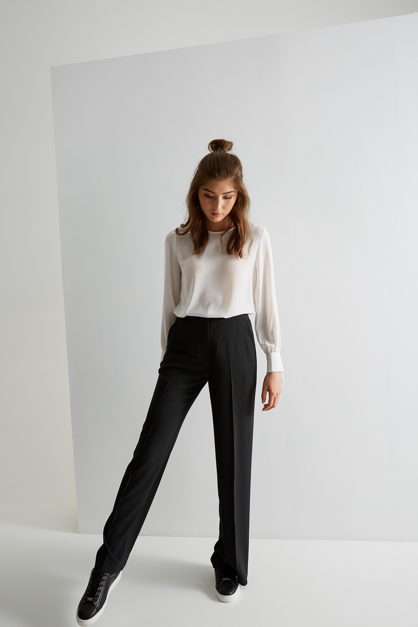 Trousers Black Fantasy Woman