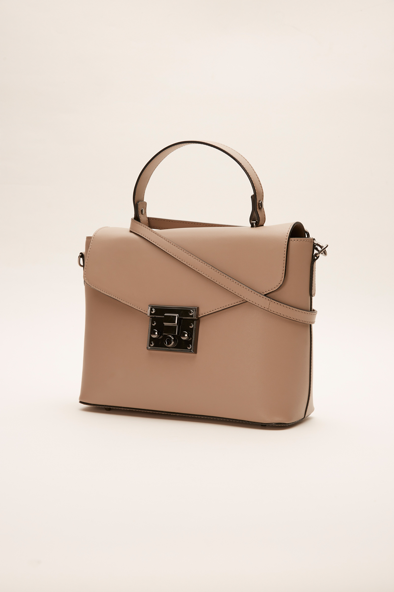Bag Beige Casual Woman
