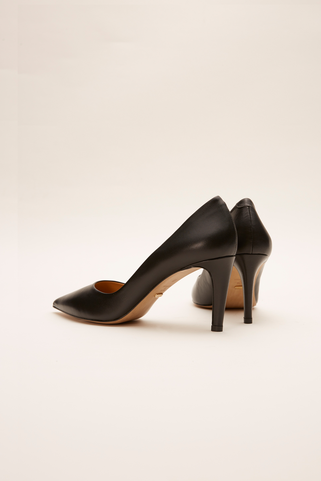 Shoes Black Classic Woman