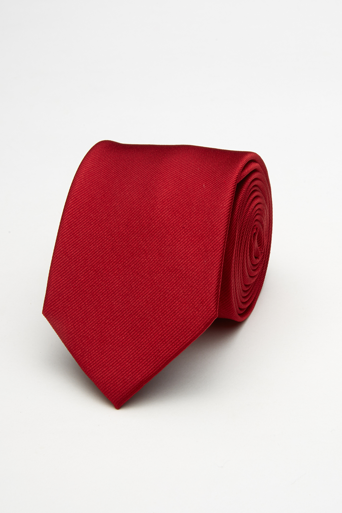 Tie Red Classic Man