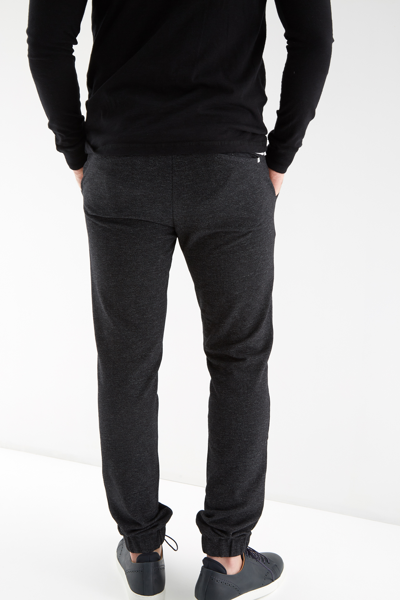 Sportswear Trousers Black Sport Man