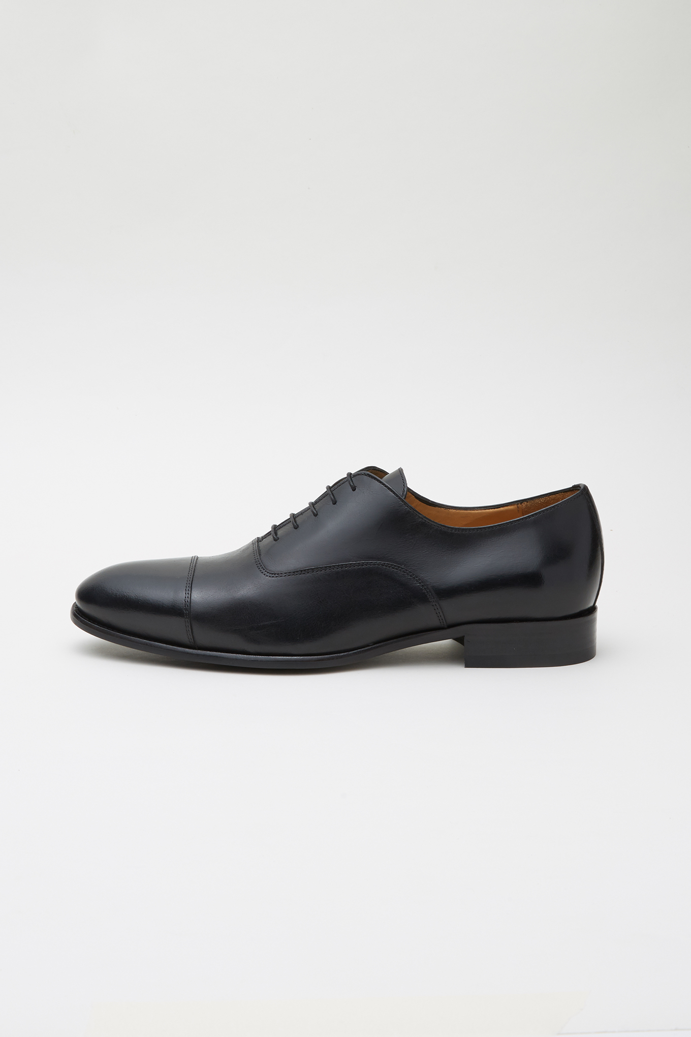 Shoes Black Classic Man