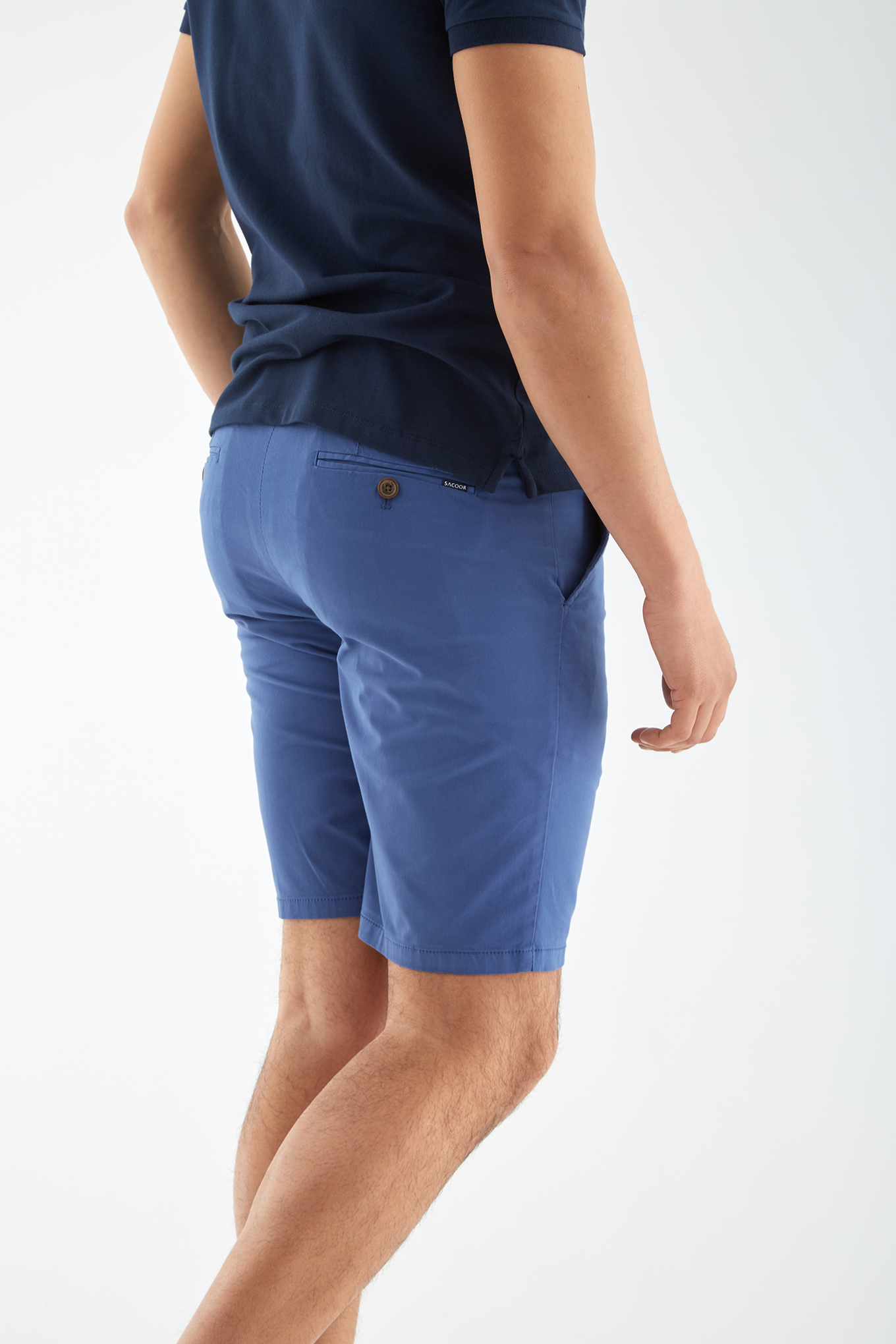 Bermuda Medium Blue Sport Man