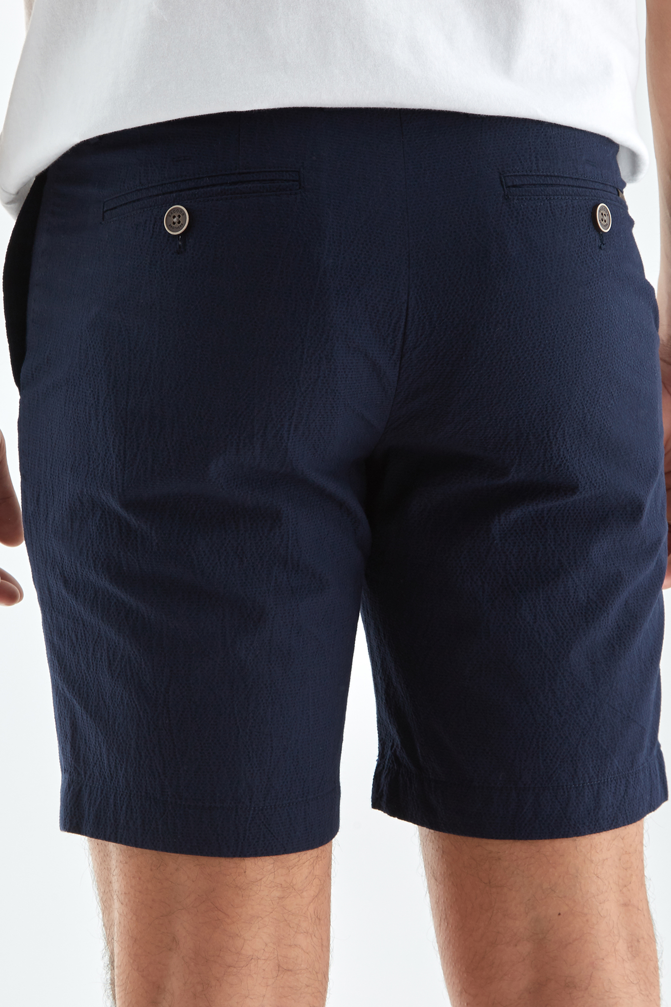 Bermuda Dark Blue Sport Man