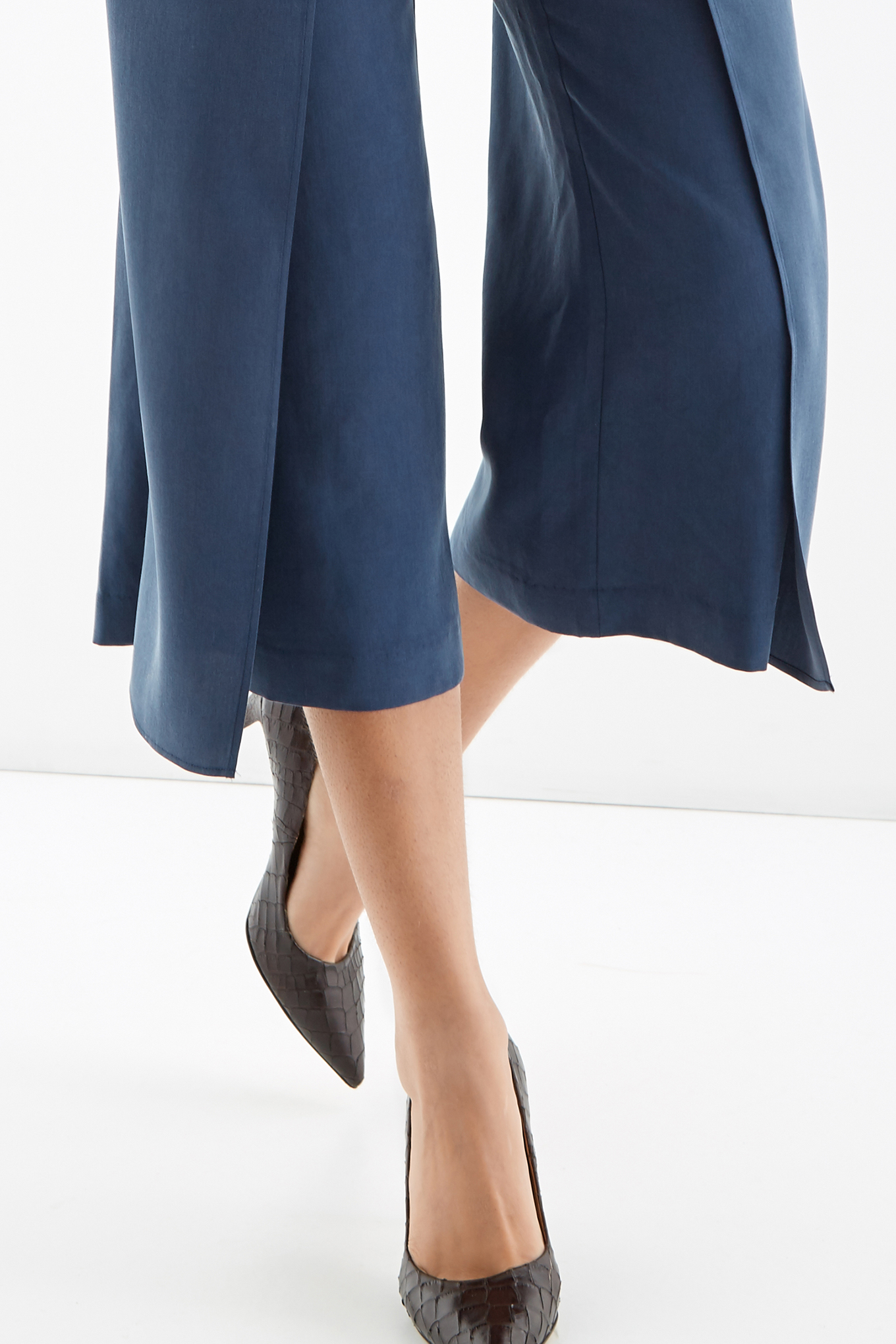 Trousers Blue Fantasy Woman