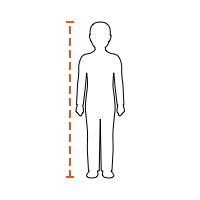 Boy Apparel Height