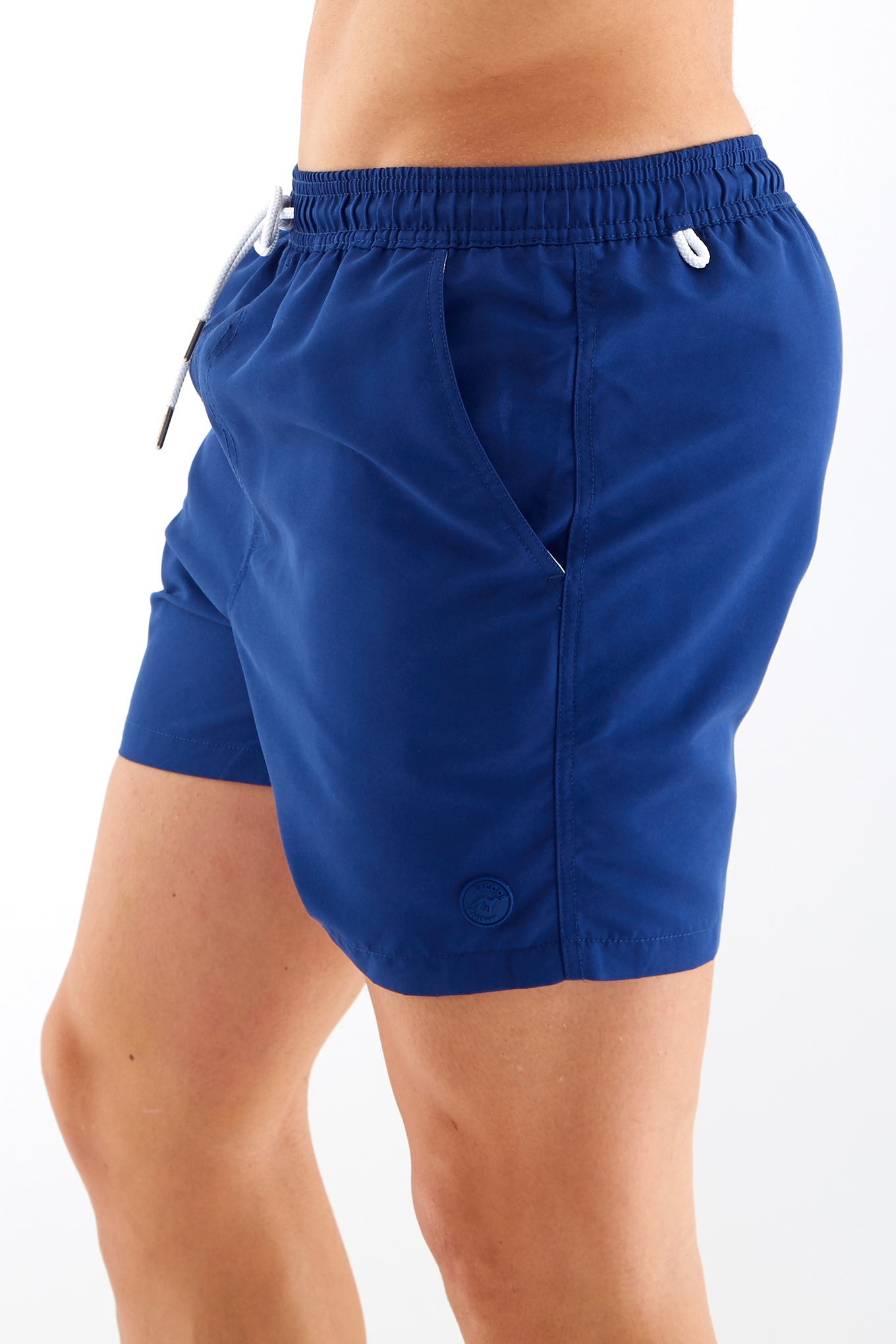Beachwear Shorts Blue Sport Man