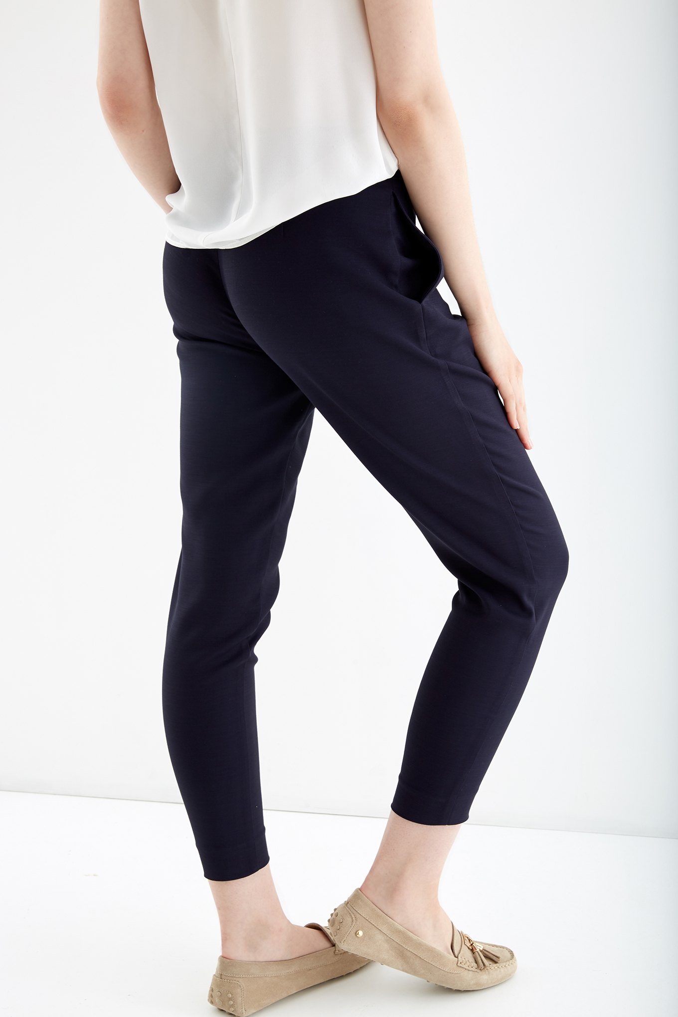 Trousers Dark Blue Fantasy Woman