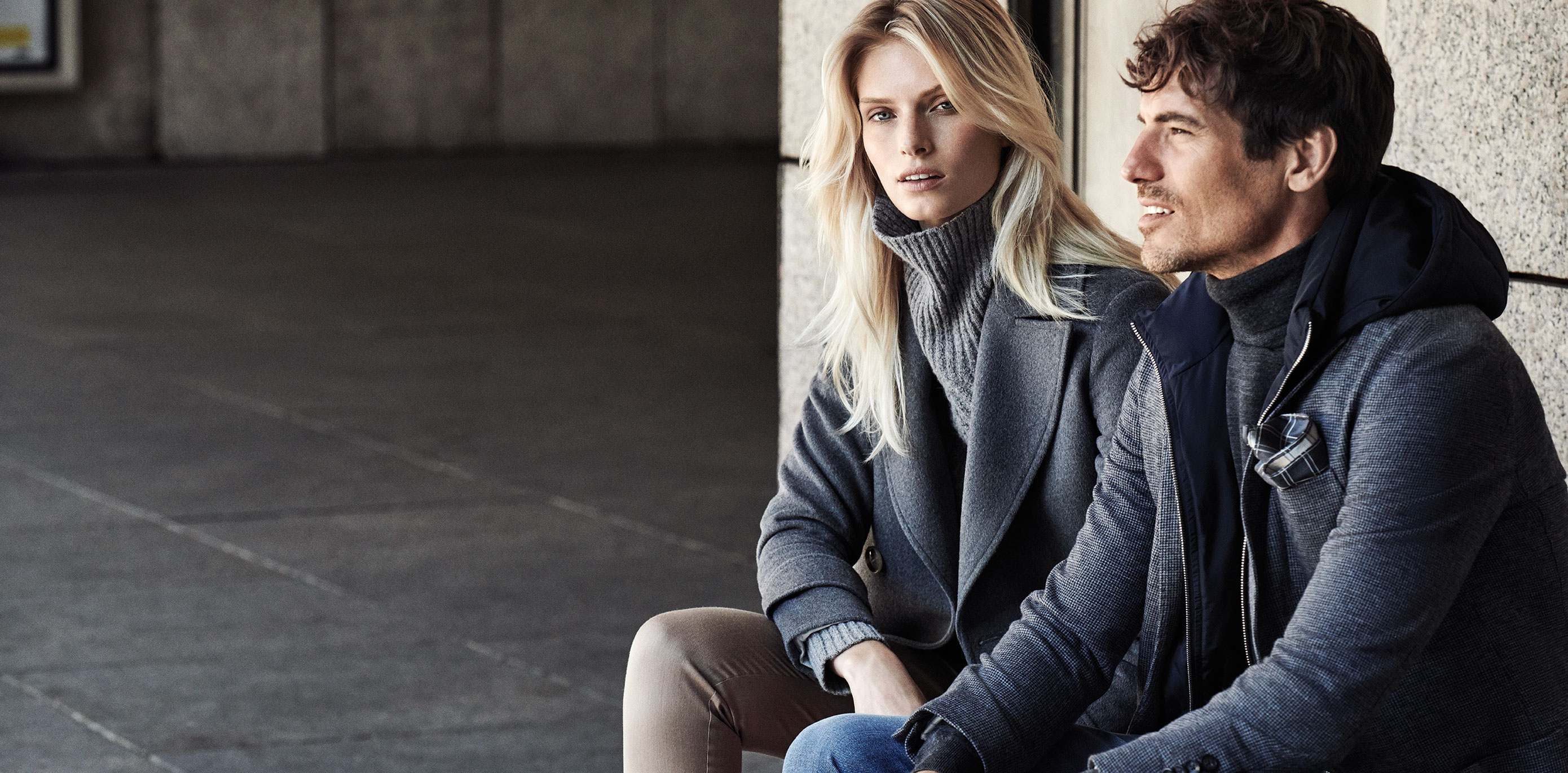 discover the fall winter men & women collection from sacoor brothers.