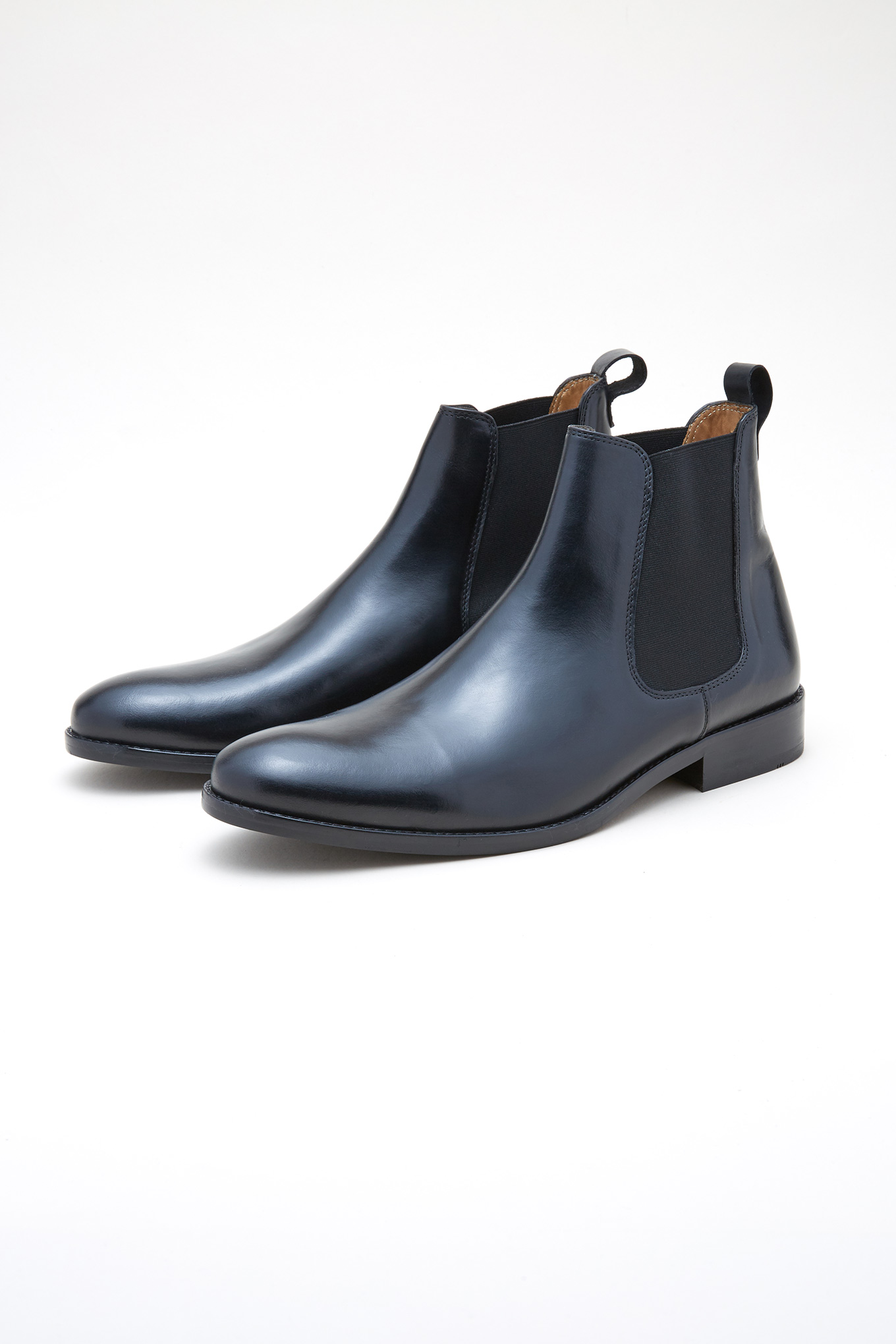 Boots Black Casual Man