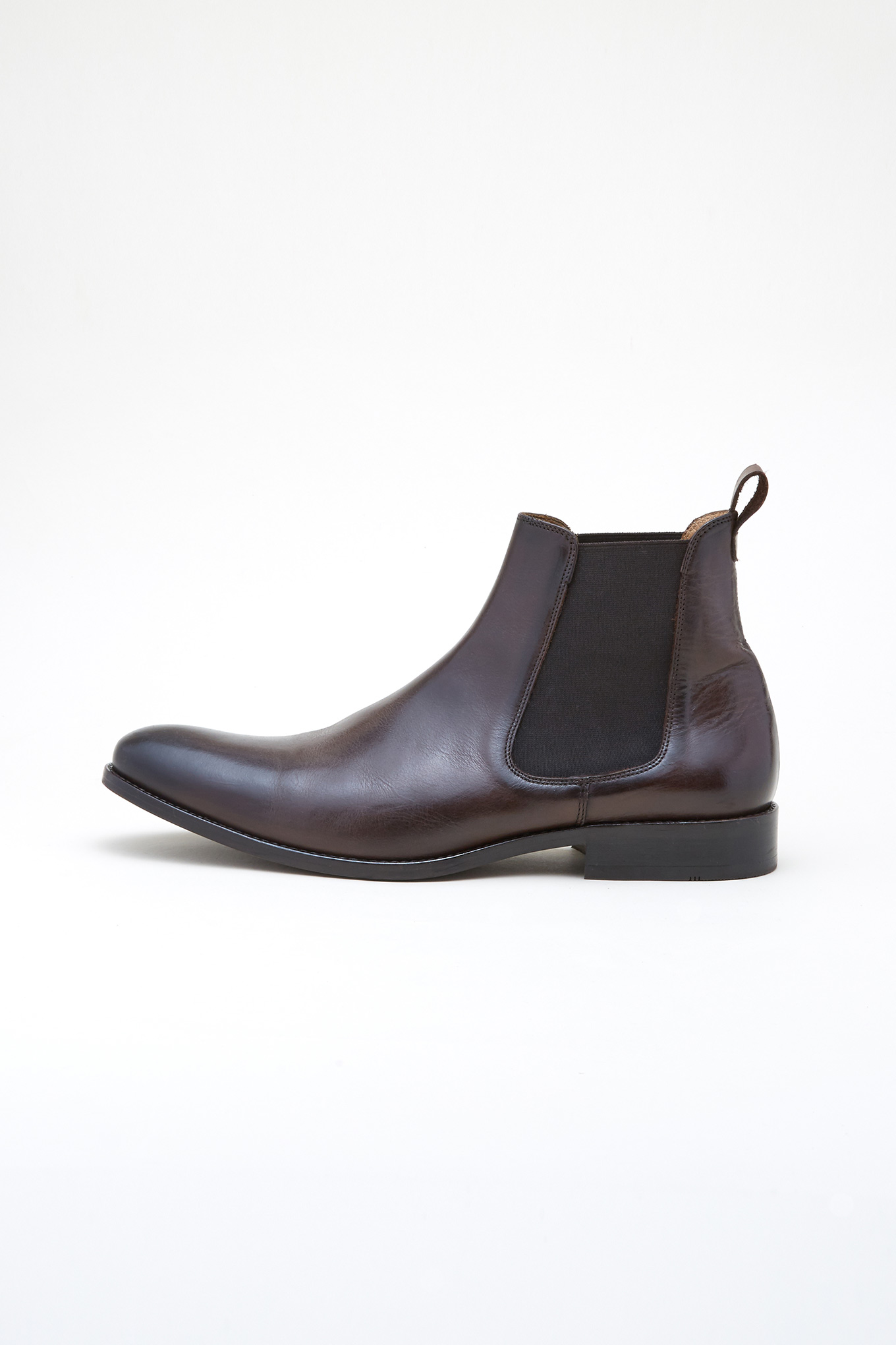 Boots Chocolate Casual Man
