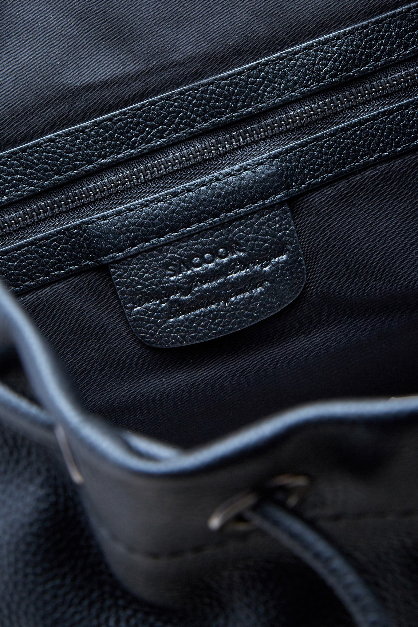 Backpack Black Casual Man