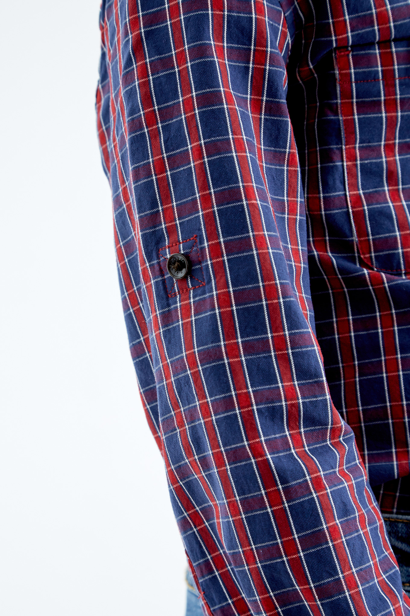 Shirt Red Sport Boy