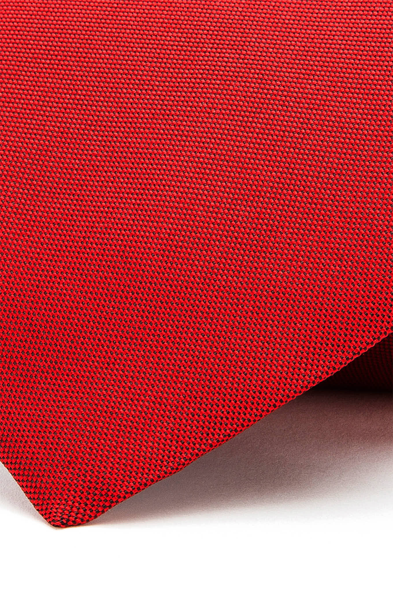 Tie Dark Red Classic Man