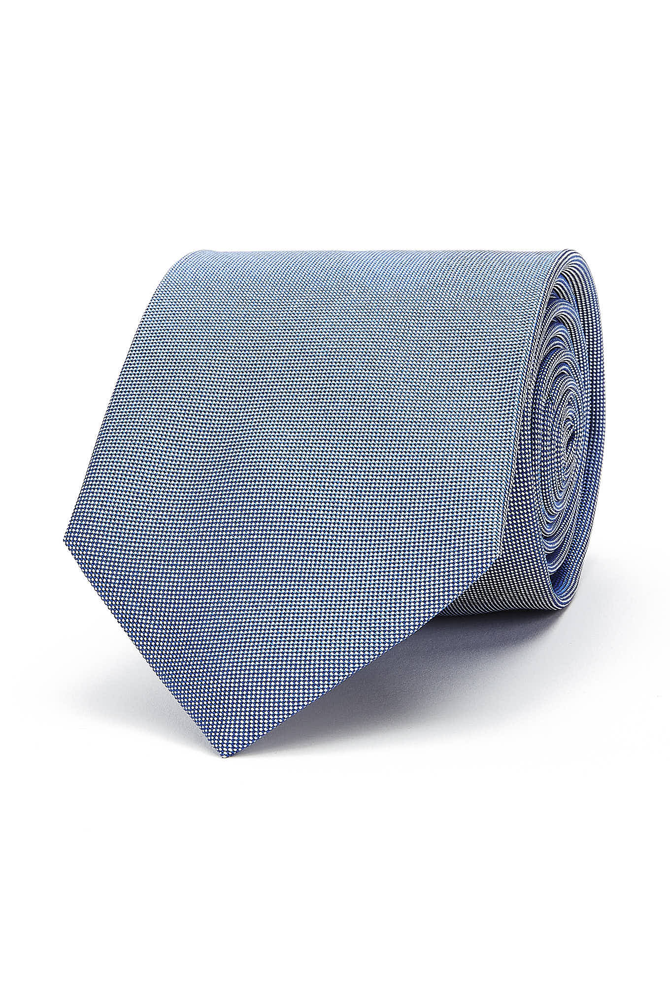 Tie Royal Blue Classic Man
