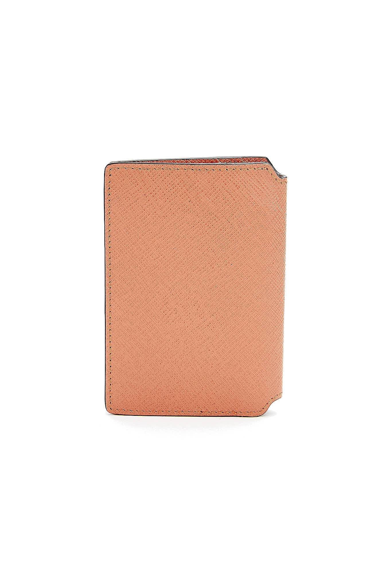 Wallet Orange Casual Man