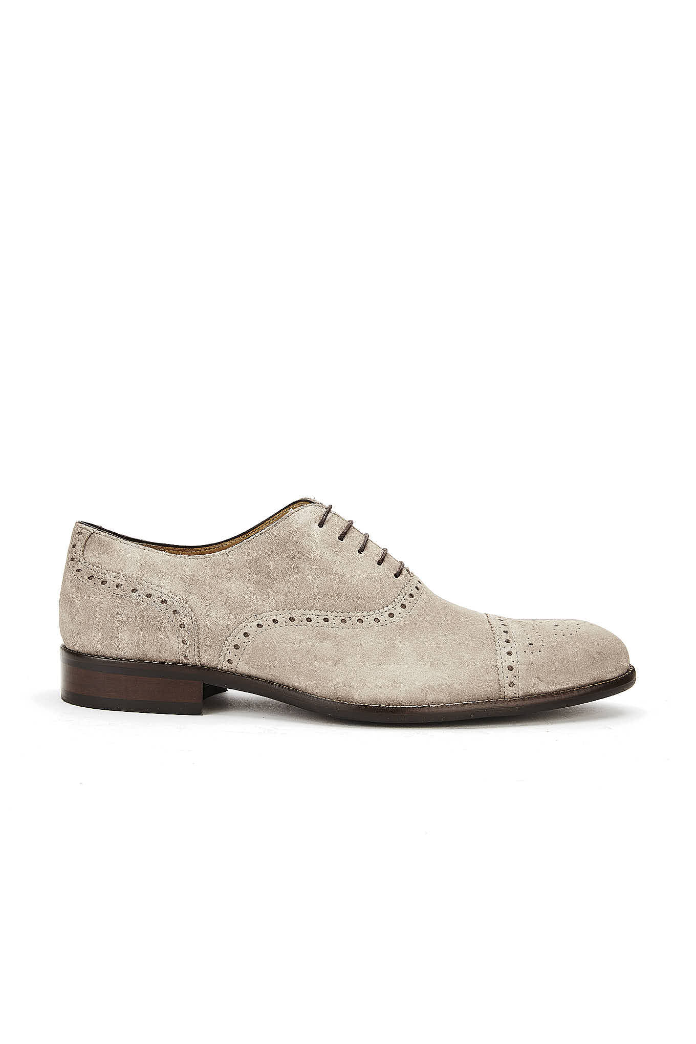 Shoes Grey Casual Man
