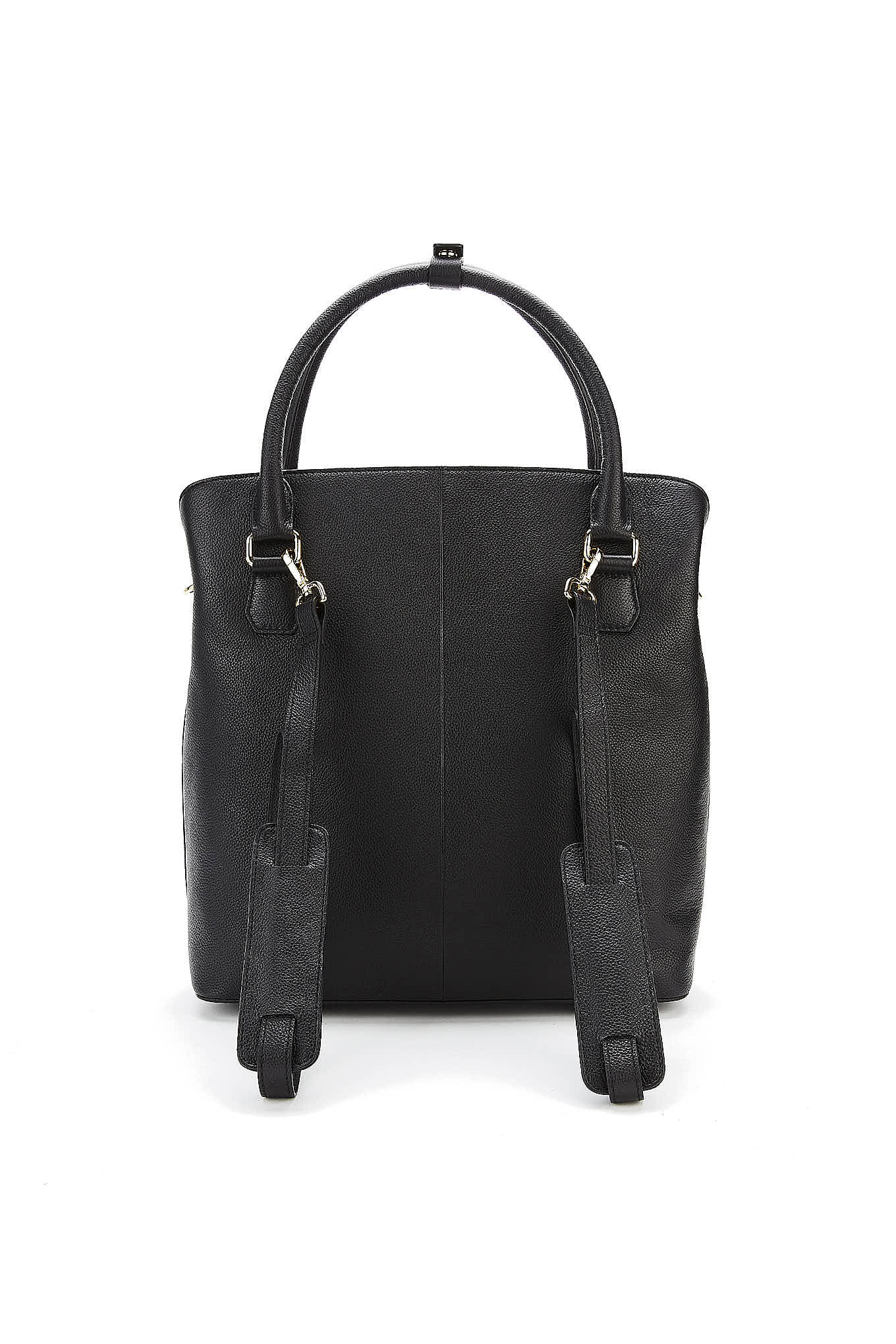 Bag Black Classic Woman
