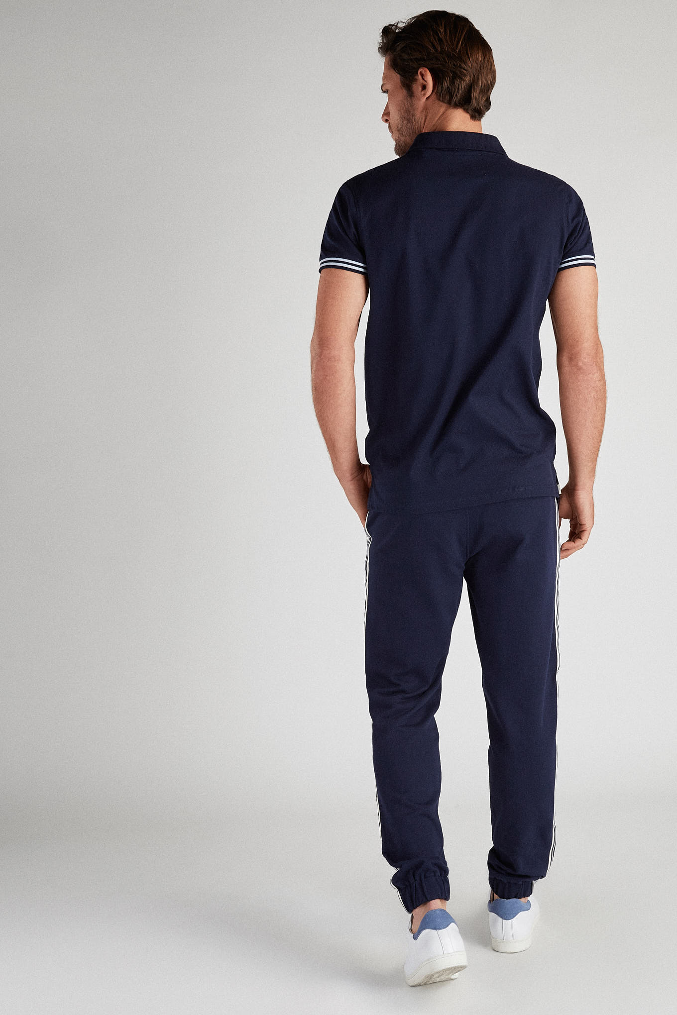 Sportswear Trousers Dark Blue Sport Man