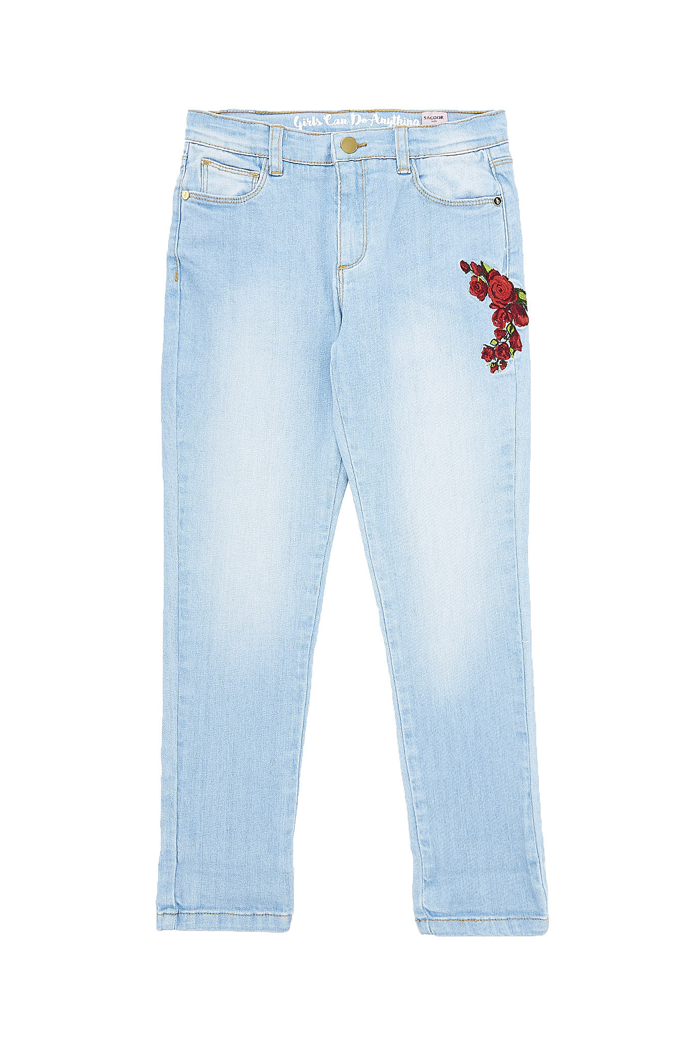 Jeans Light Blue Sport Girl