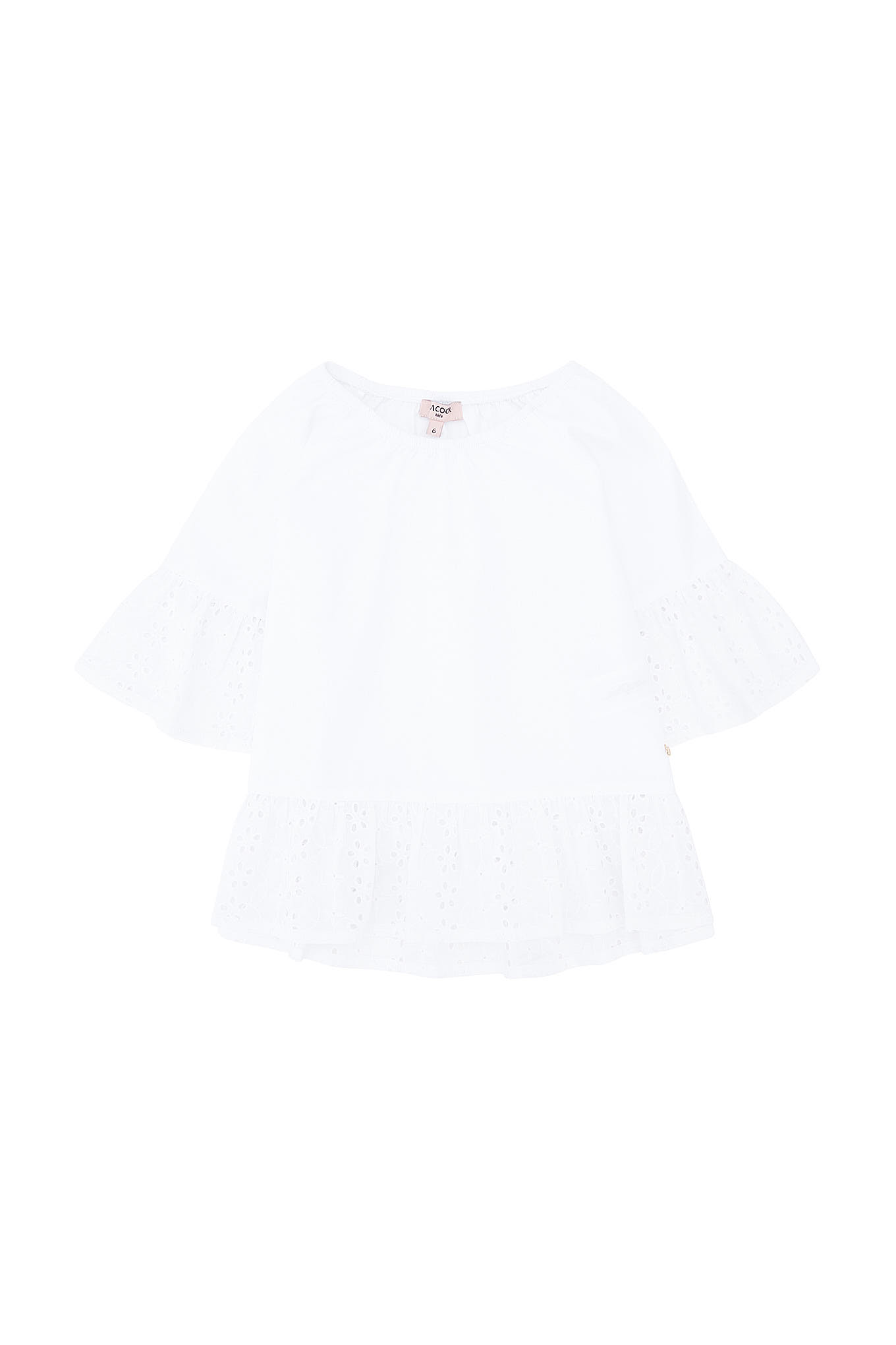 Blouse White Fantasy Girl