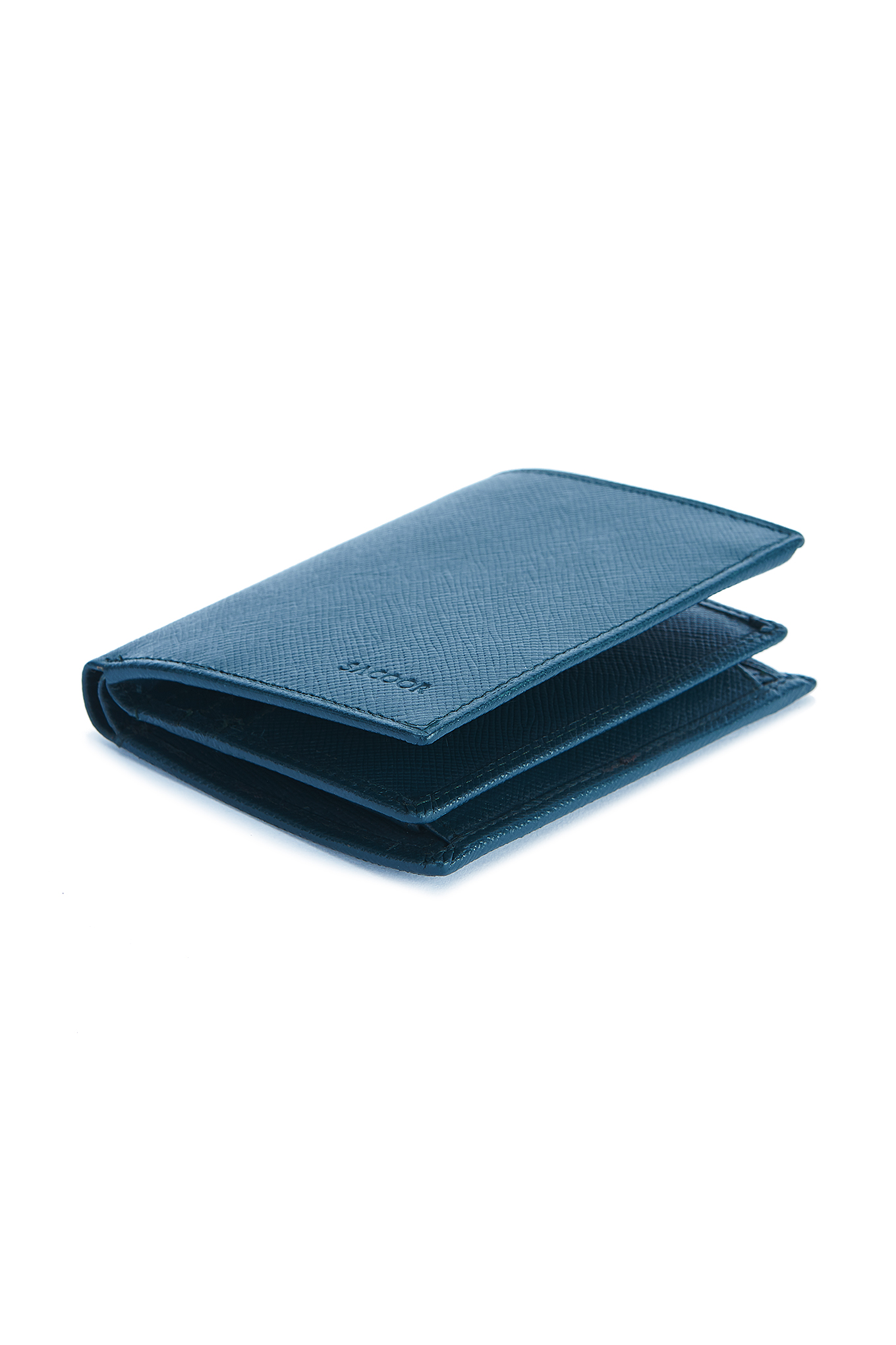 Wallet Teal Casual Man