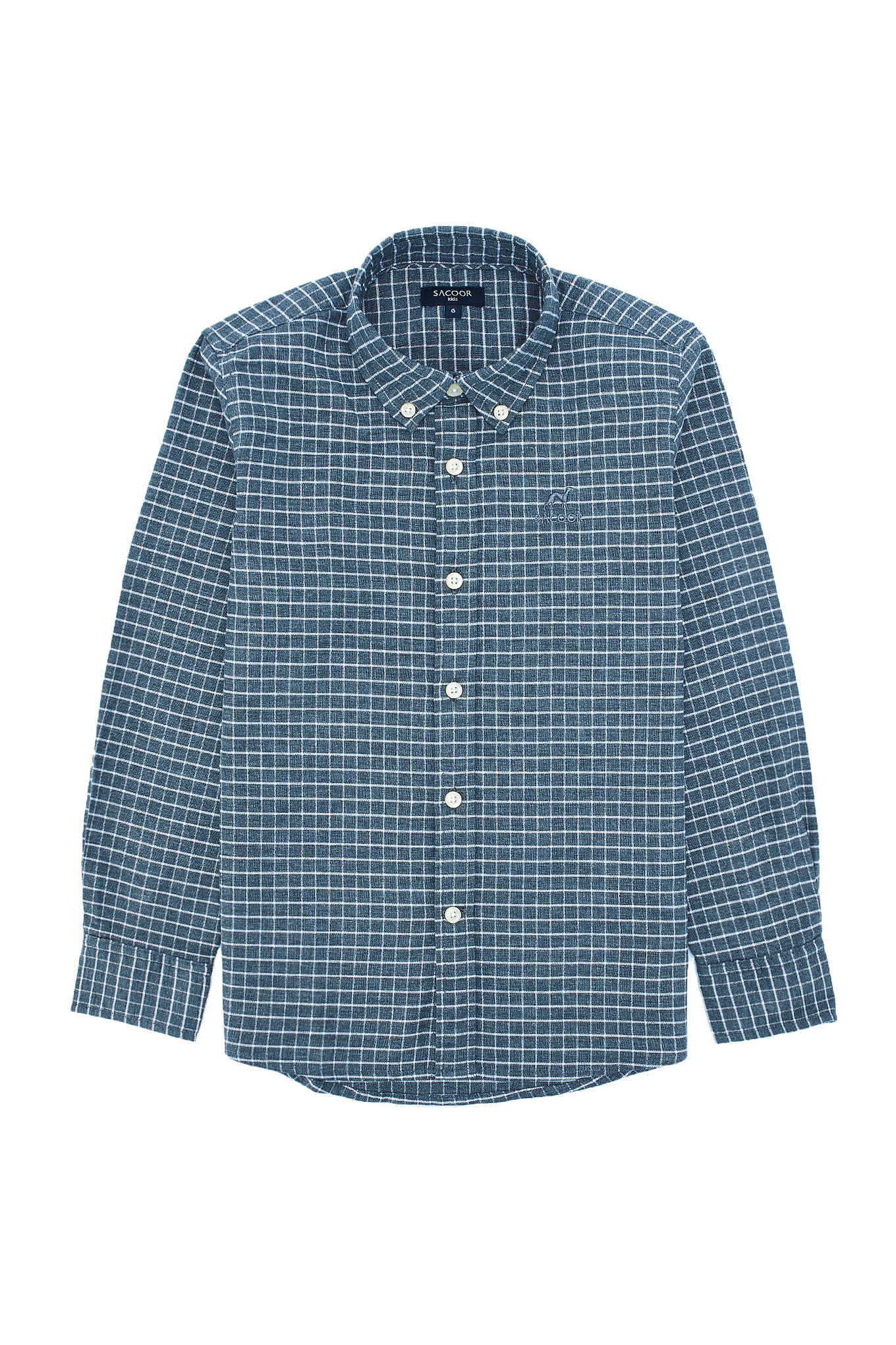 Shirt Grey Casual Boy