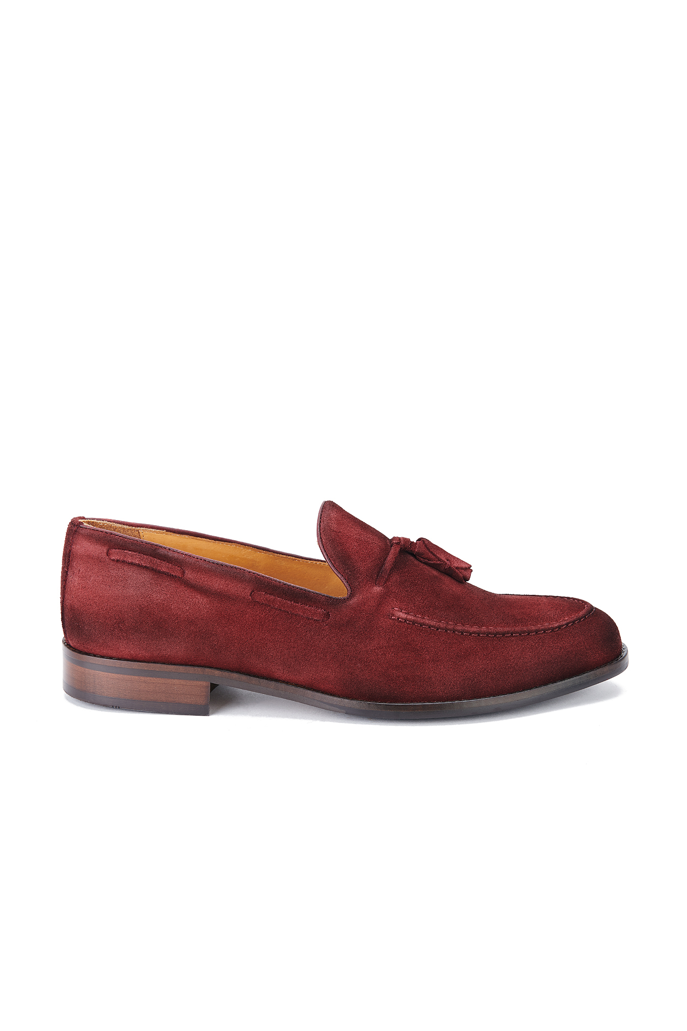 Shoes Bordeaux Classic Man