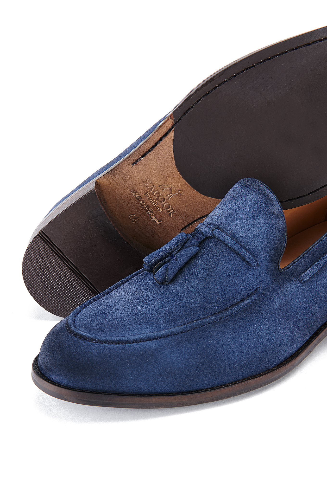 Shoes Blue Classic Man