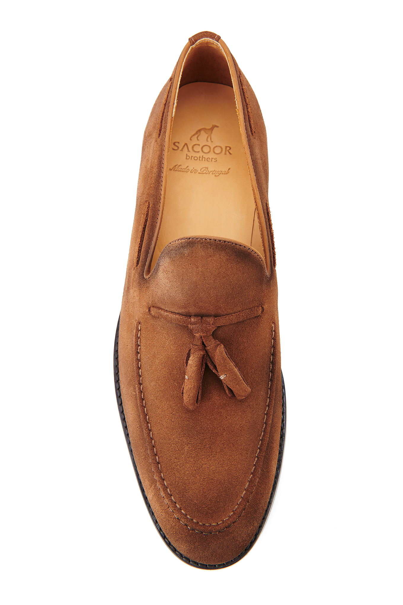 Shoes Cognac Classic Man
