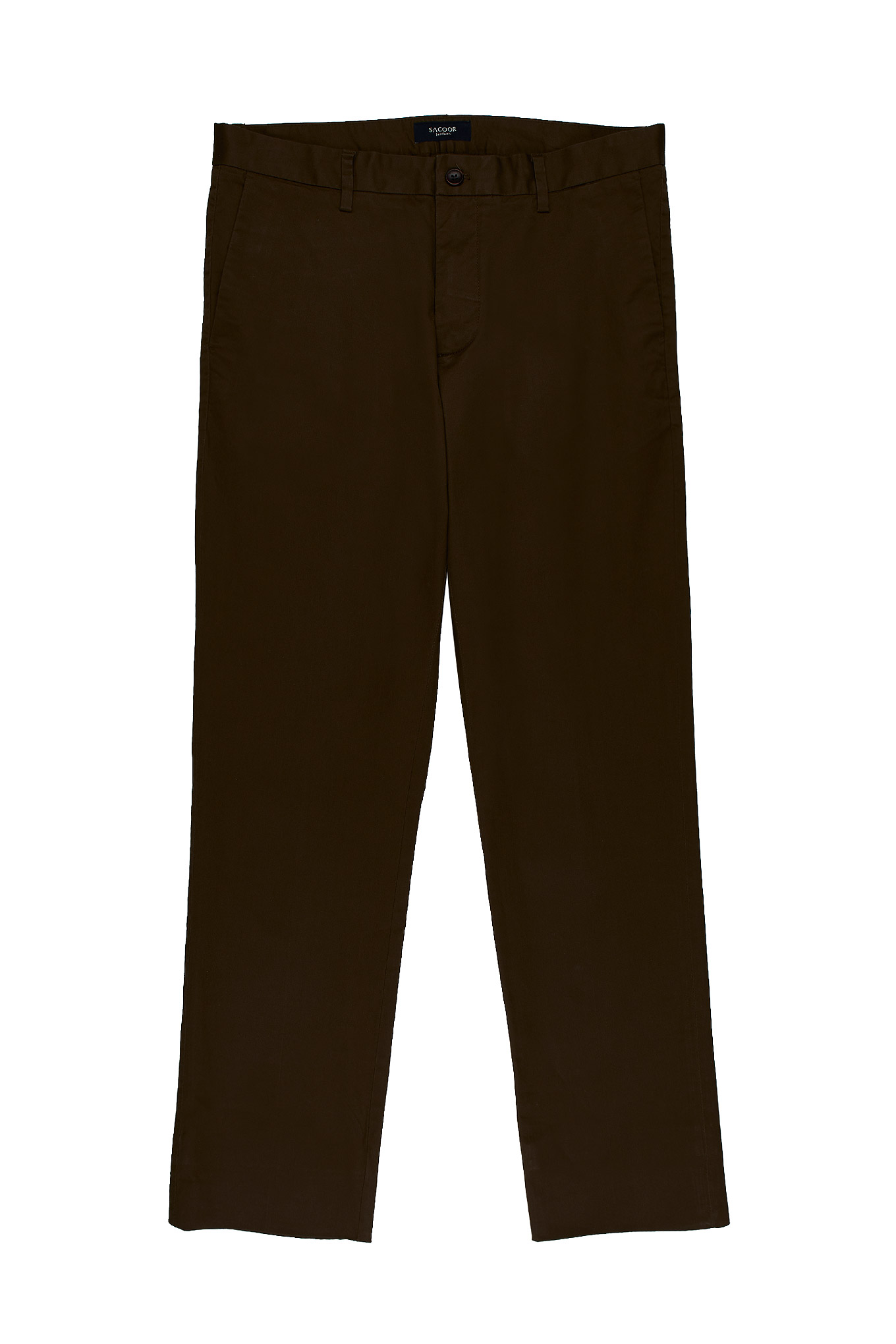 Chino Trousers Brown Sport Man