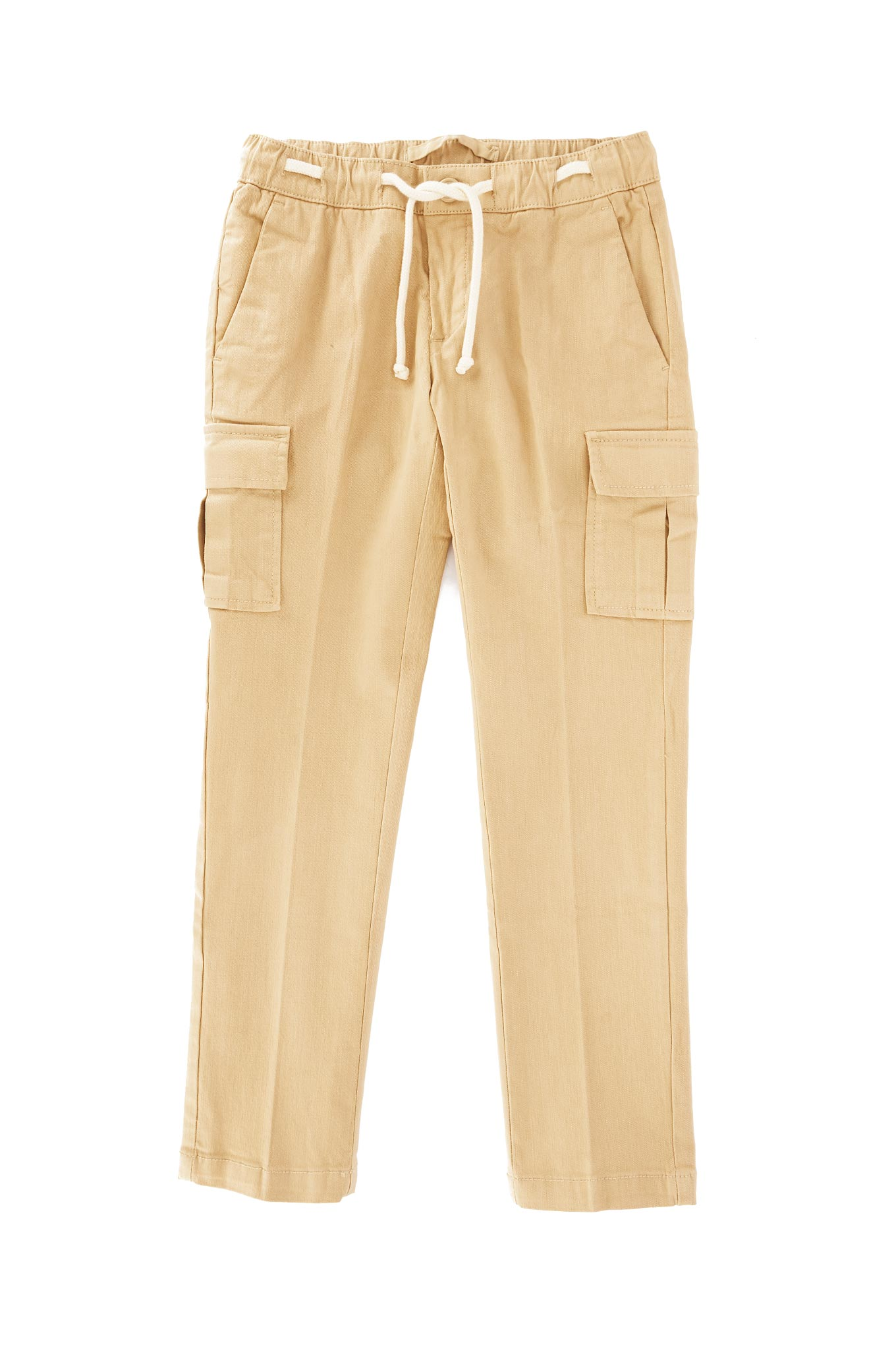 Cargo Trousers Beige Sport Boy
