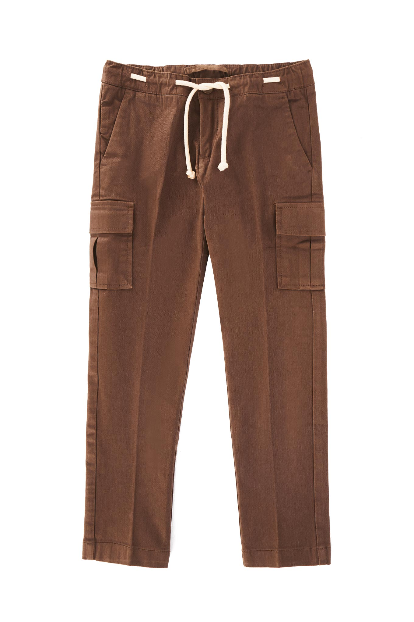 Cargo Trousers Brown Sport Boy