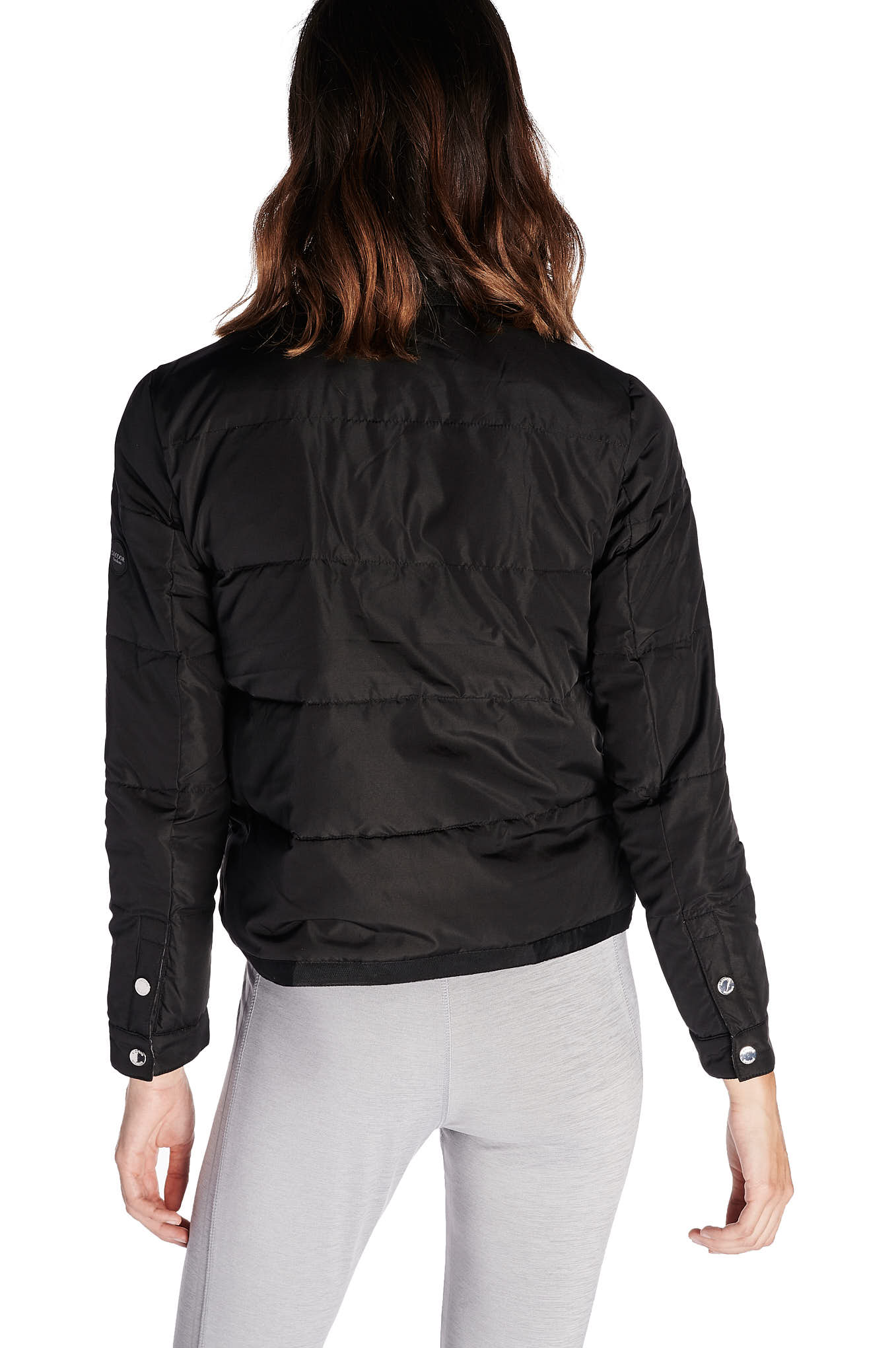 Jacket Black Casual Woman