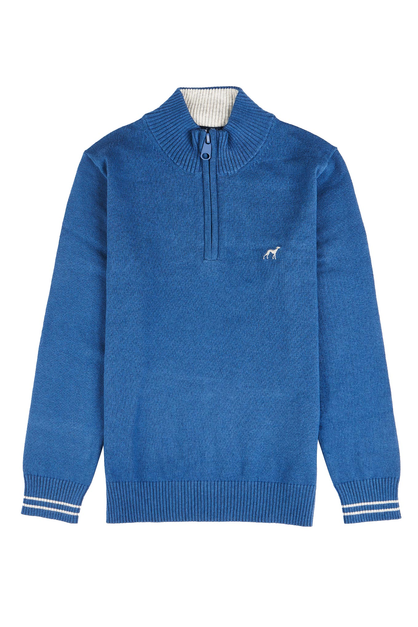 Sweater Blue Casual Boy