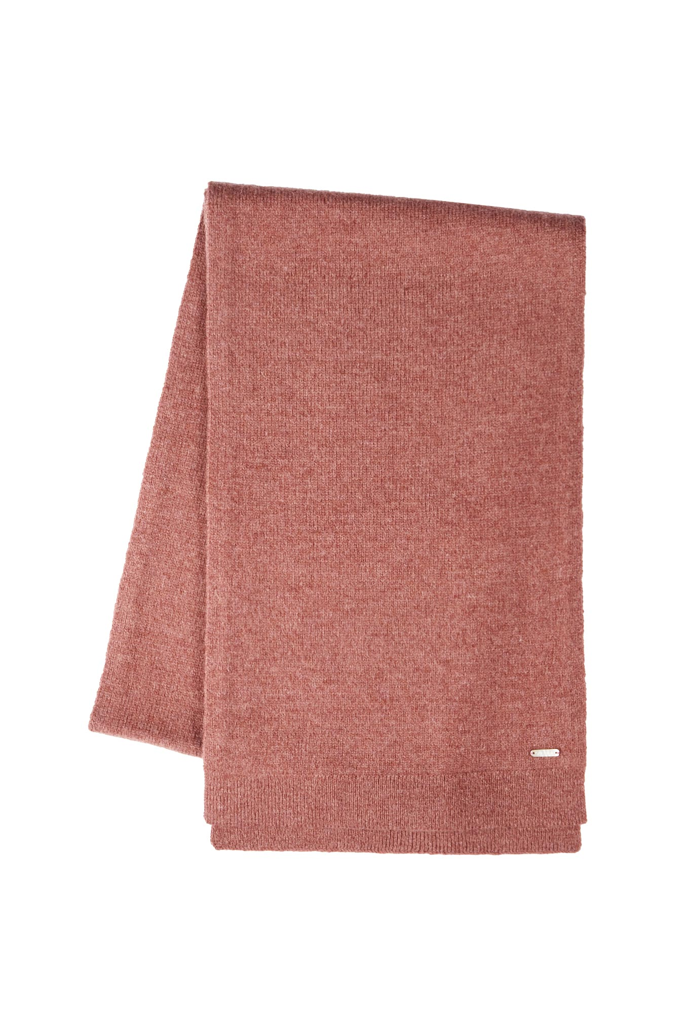 Scarf Pale Pink Casual Man