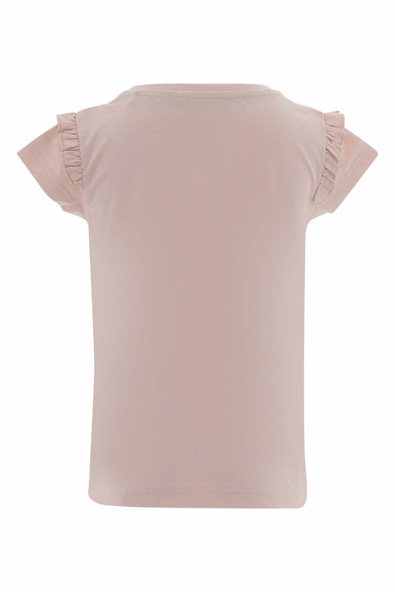 T-Shirt Light Pink Sport Girl