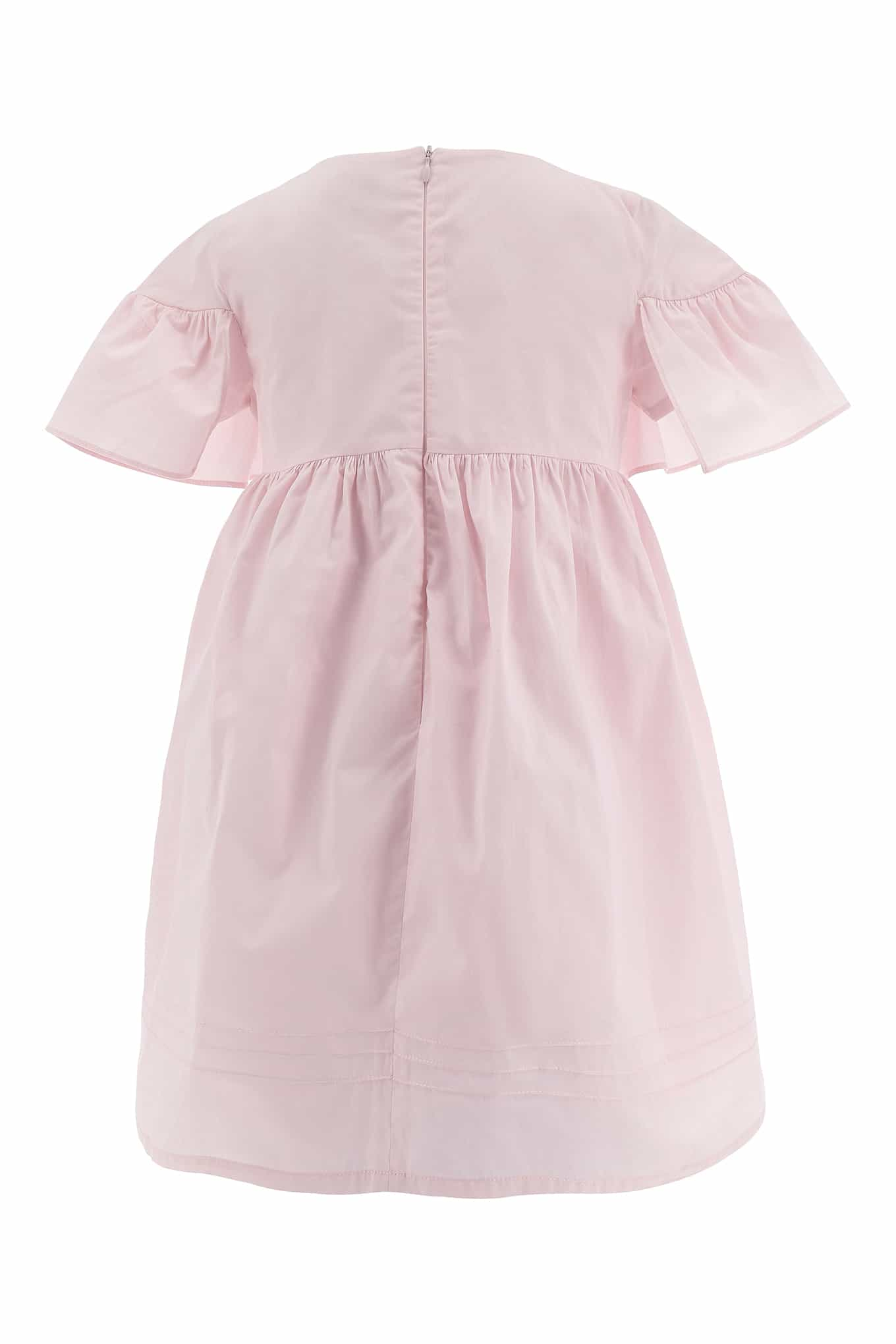 Dress Light Pink Casual Girl