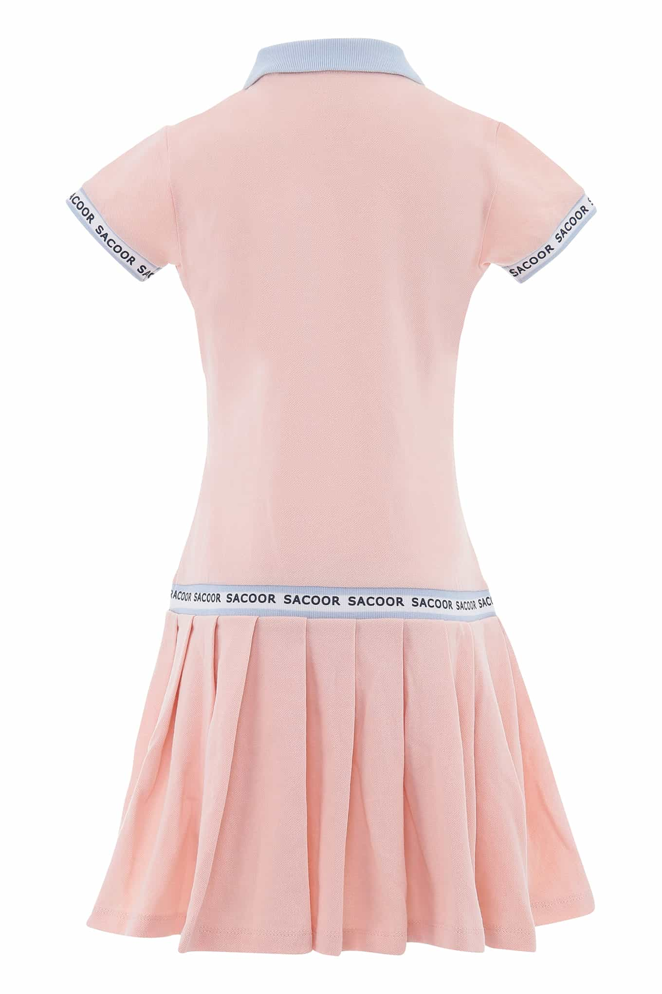 Dress Piquet Light Pink Sport Girl