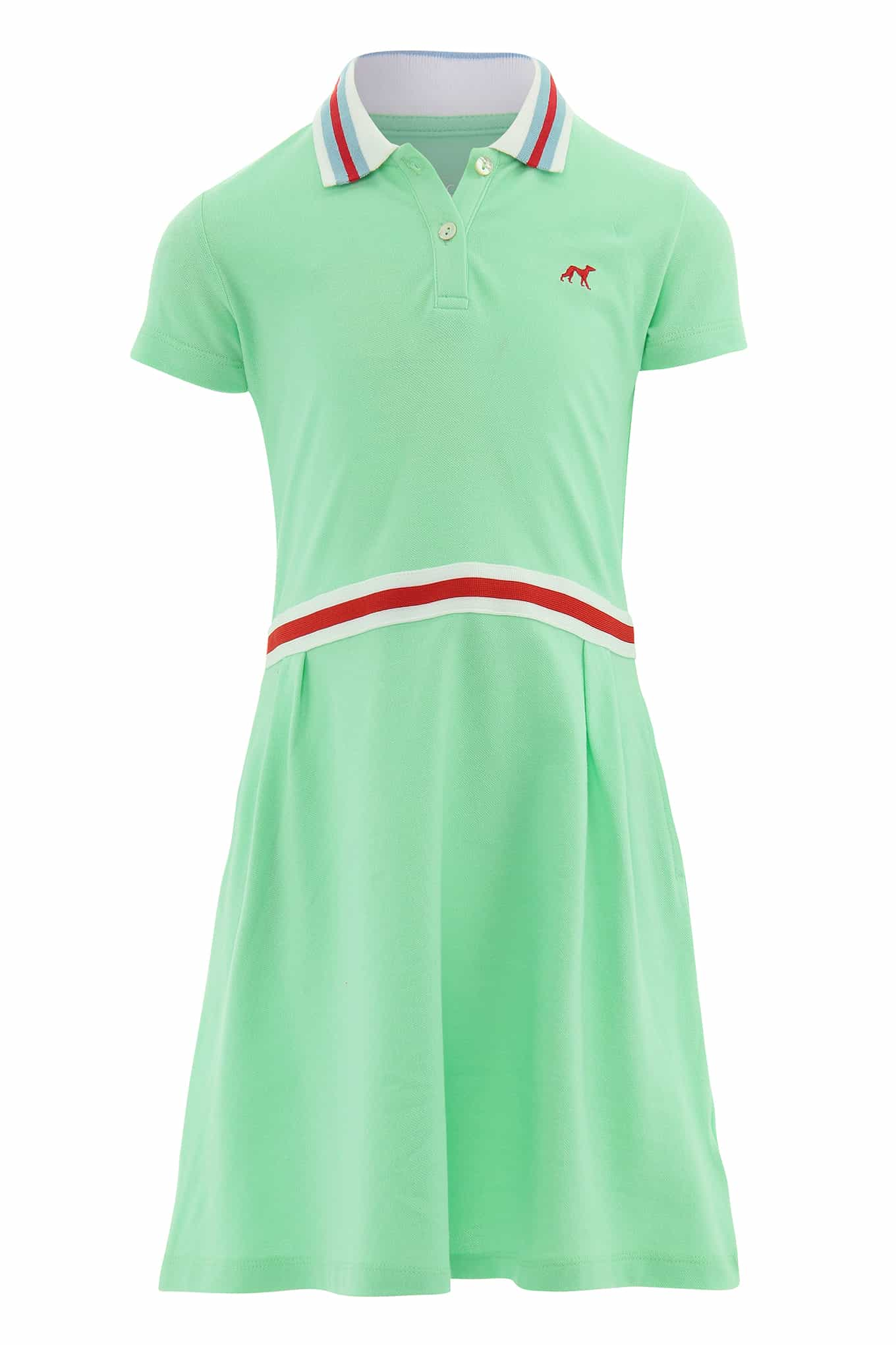 Dress Piquet Mint Sport Girl