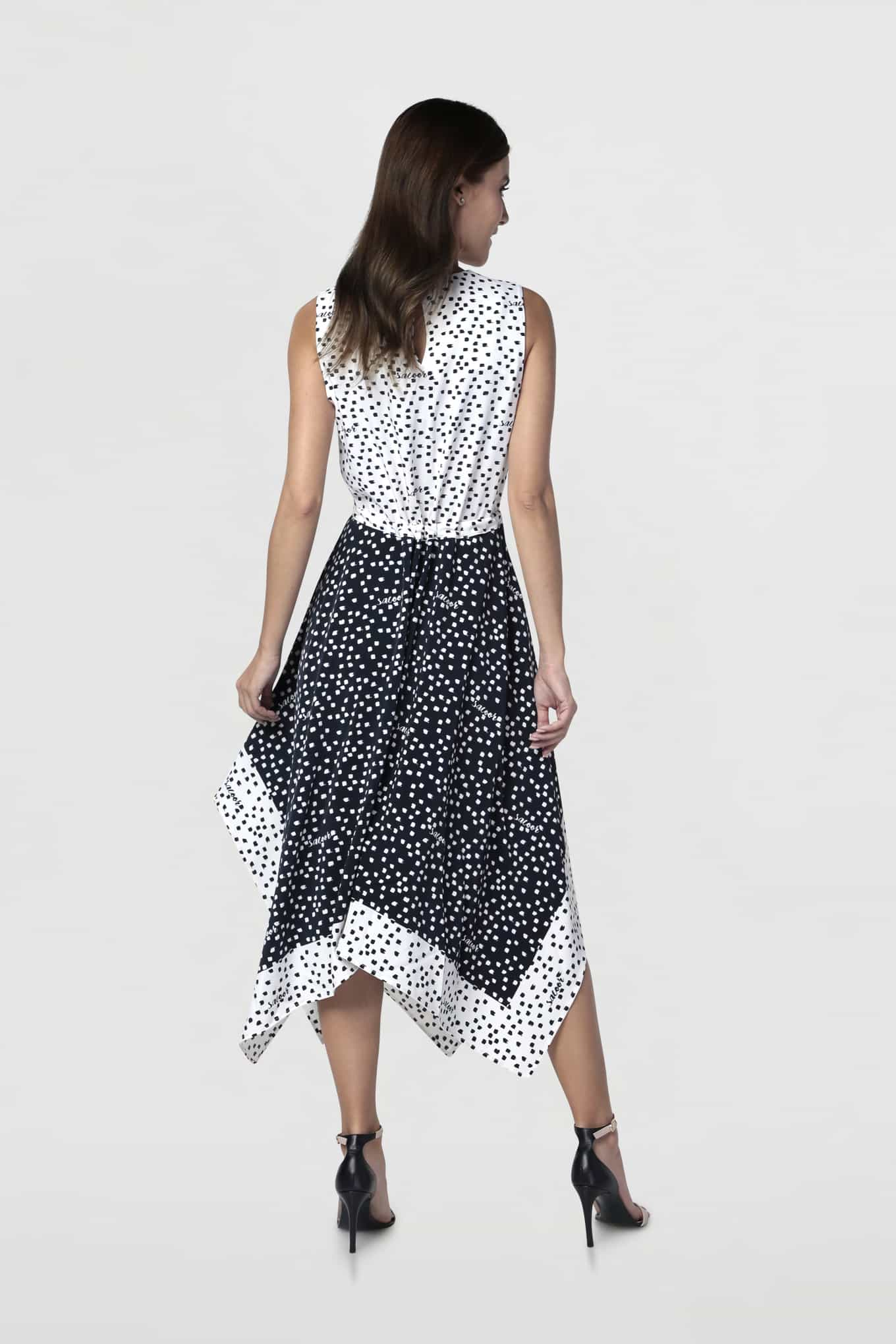 Dress Dark Blue Fantasy Woman