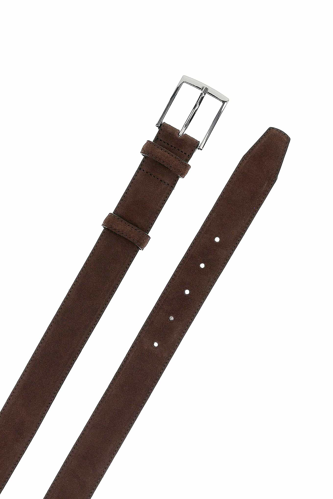 Belt Chocolate Classic Man