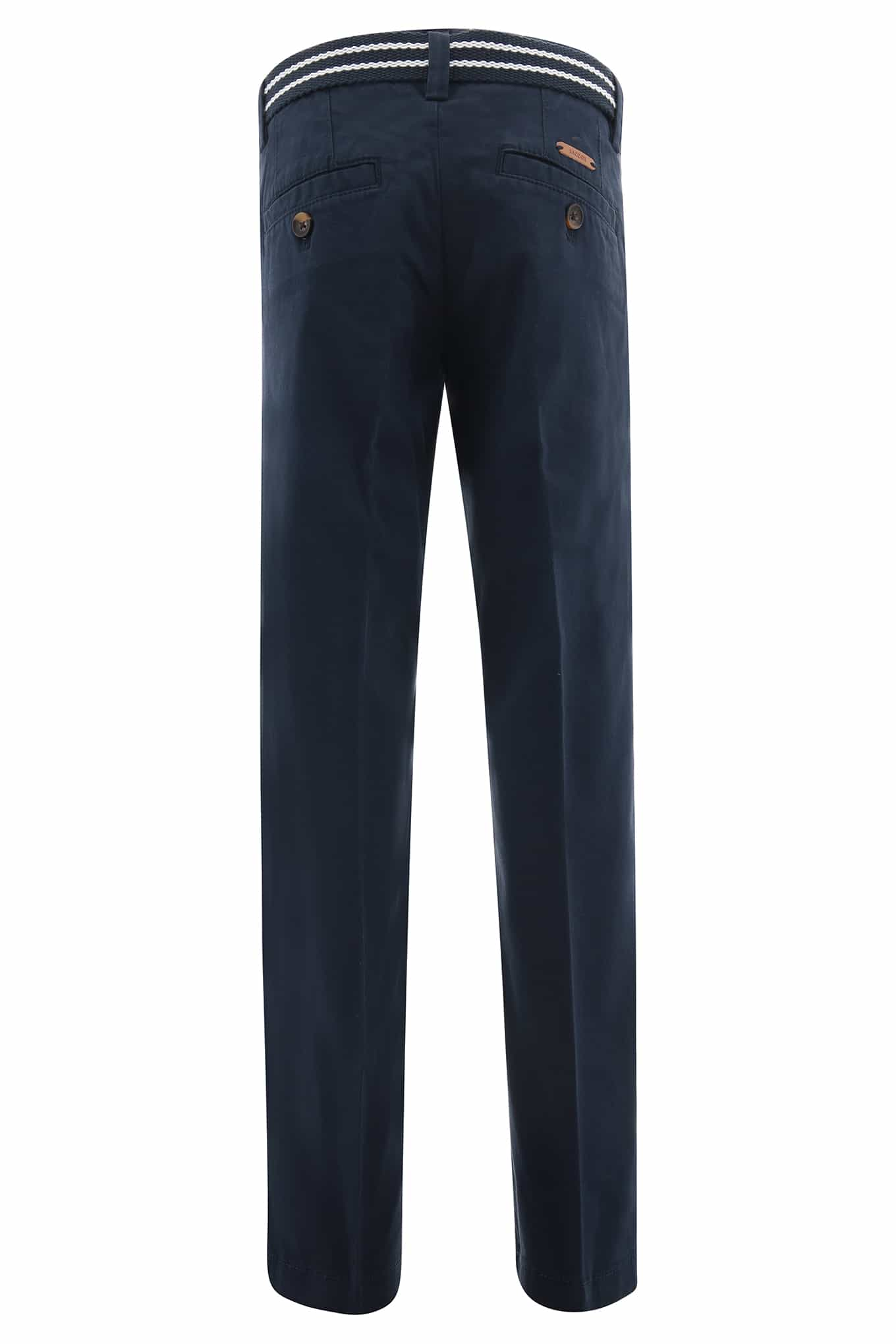 Chino Trousers Dark Blue Sport Boy