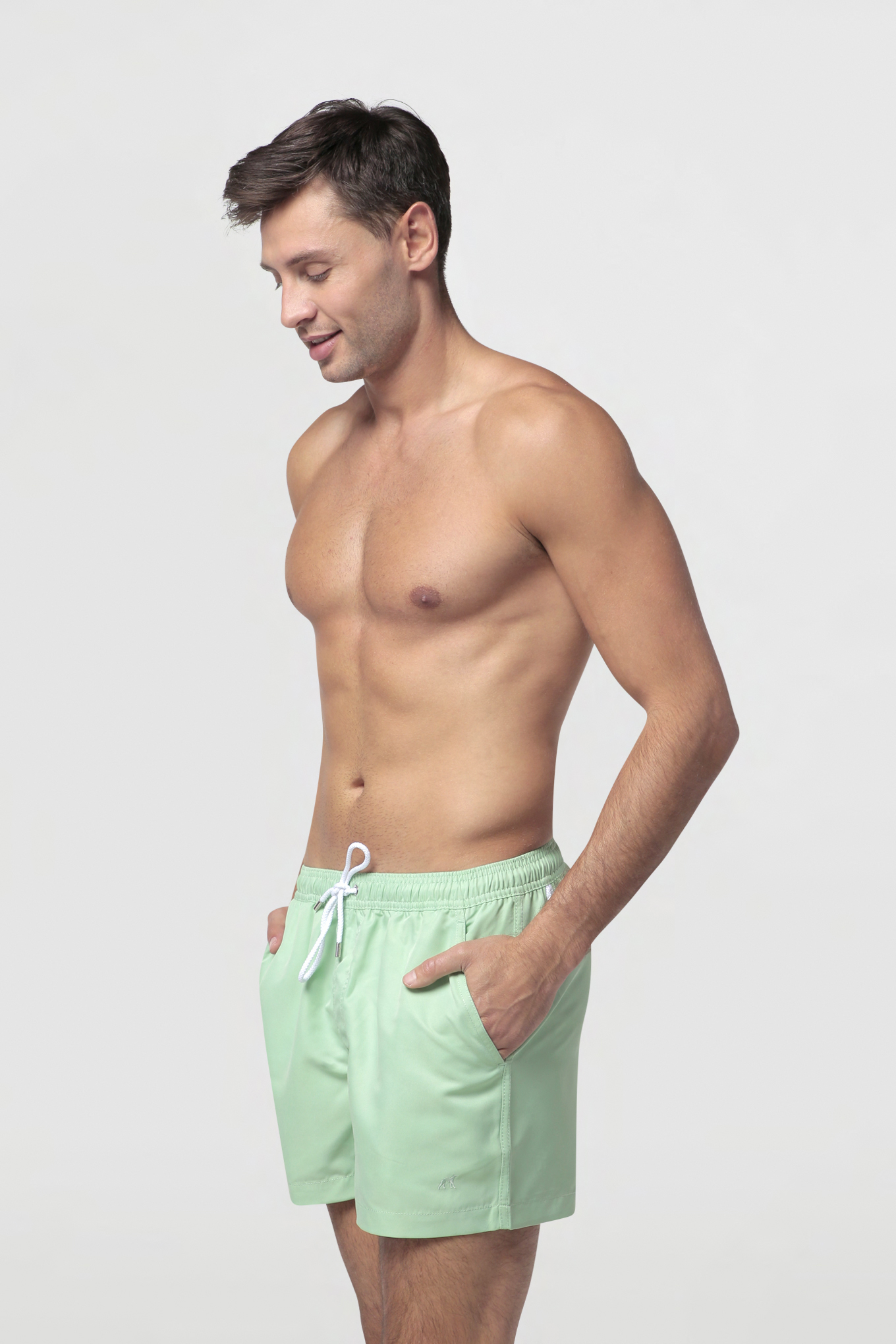 Beachwear Shorts Mint Sport Man